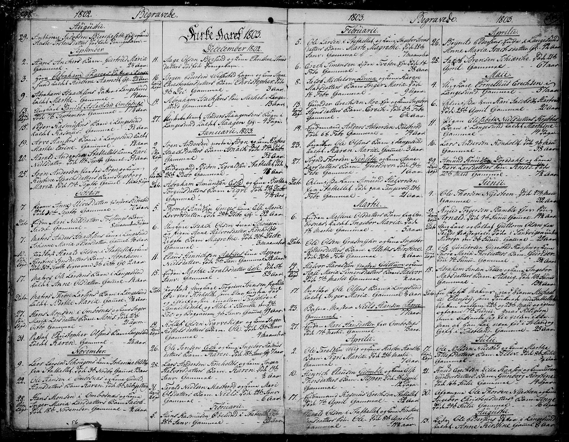 SAKO, Bamble kirkebøker, F/Fa/L0002: Ministerialbok nr. I 2, 1775-1814, s. 548-549