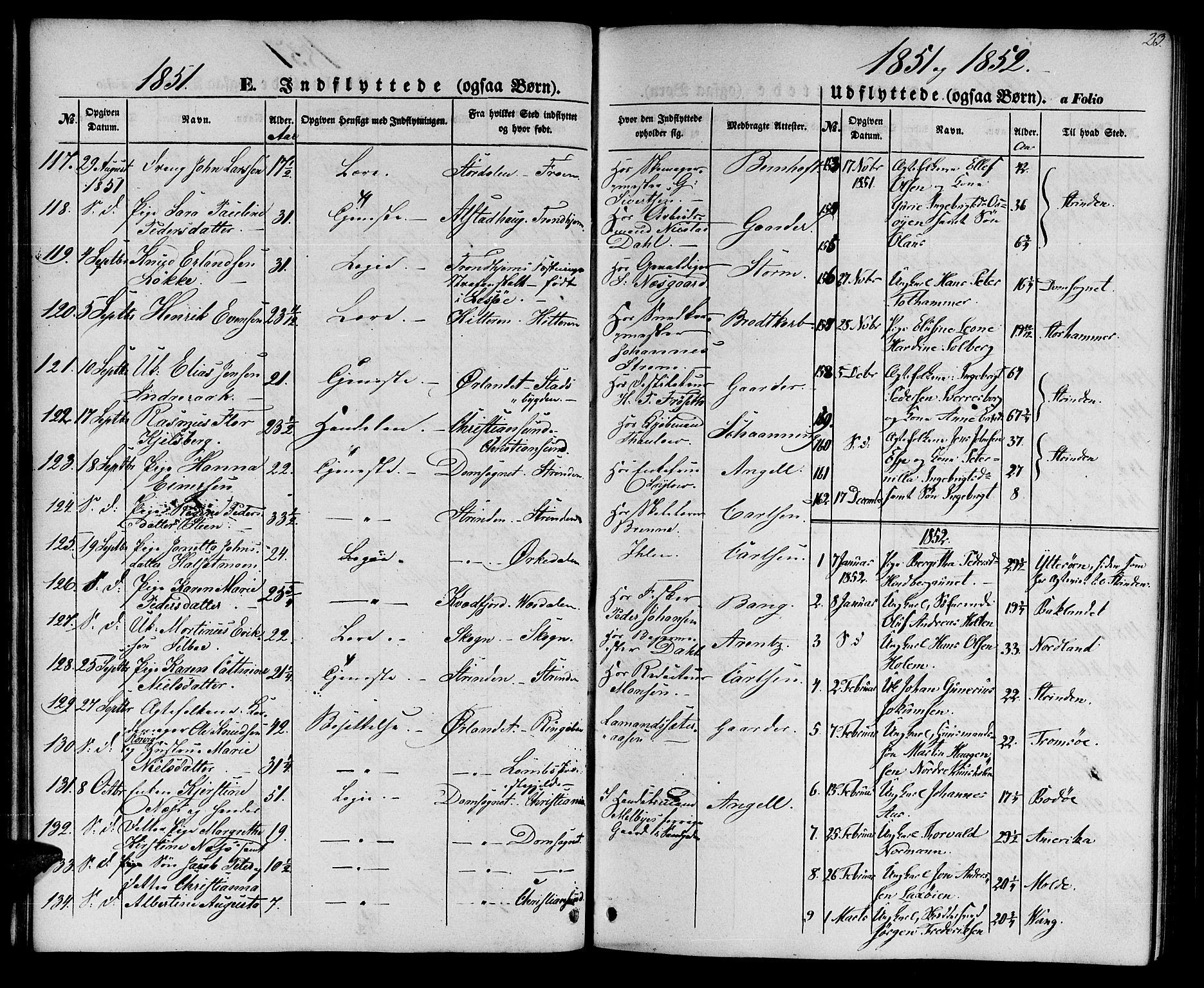 SAT, Ministerialprotokoller, klokkerbøker og fødselsregistre - Sør-Trøndelag, 602/L0113: Ministerialbok nr. 602A11, 1849-1861, s. 23