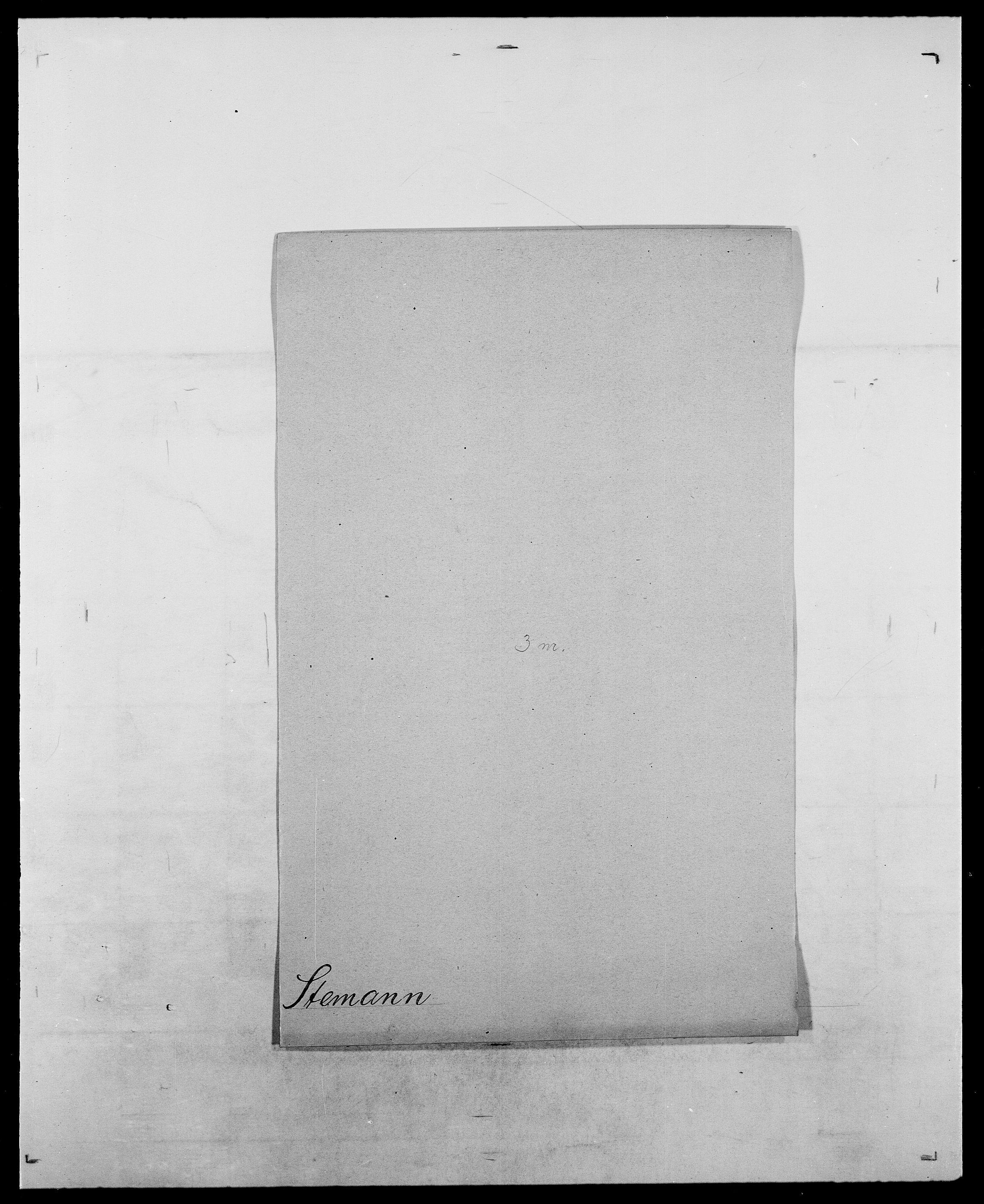 SAO, Delgobe, Charles Antoine - samling, D/Da/L0037: Steen, Sthen, Stein - Svare, Svanige, Svanne, se også Svanning og Schwane, s. 263
