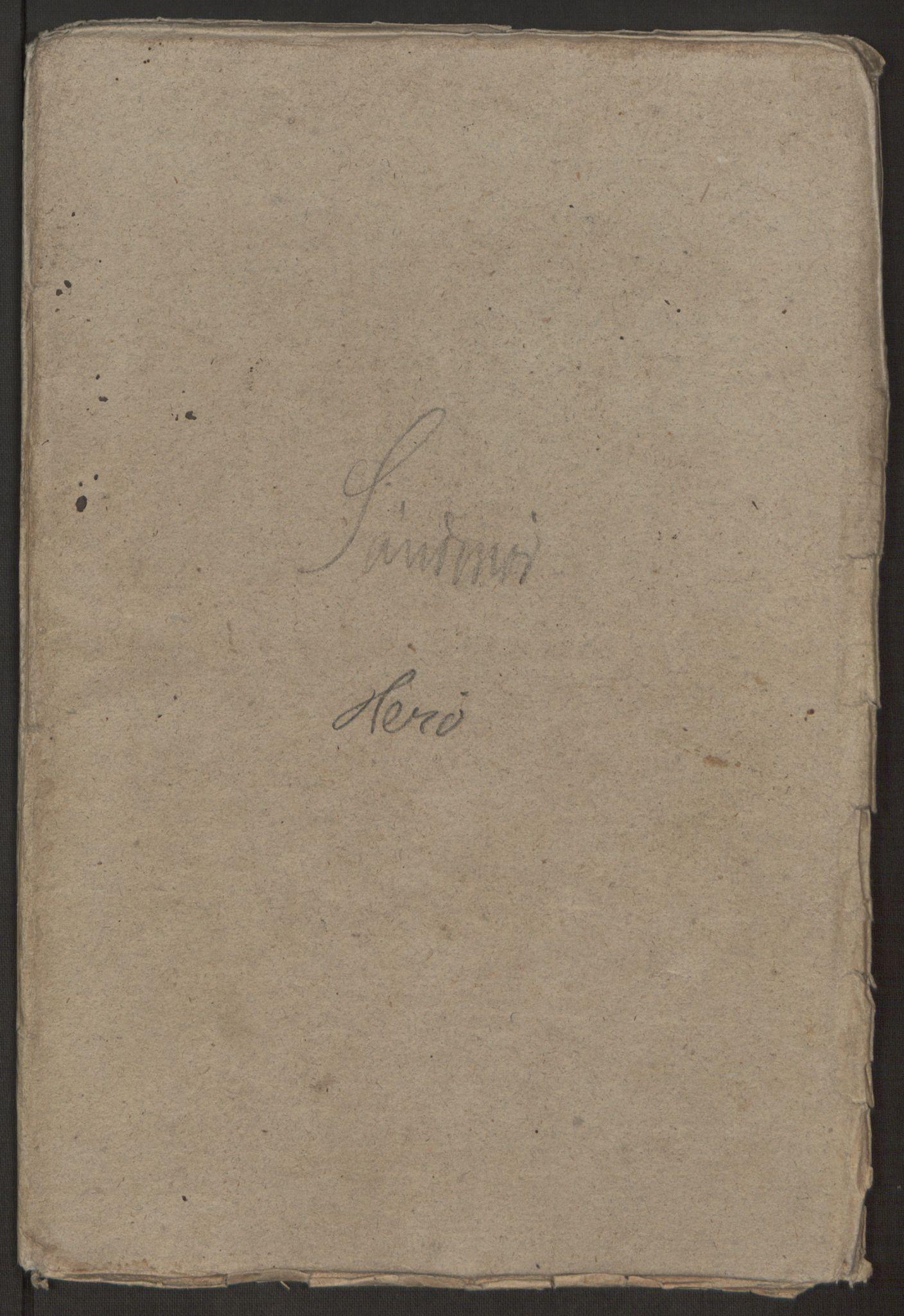 RA, Rentekammeret inntil 1814, Realistisk ordnet avdeling, Ol/L0019: [Gg 10]: Ekstraskatten, 23.09.1762. Sunnmøre, 1762-1763, s. 347