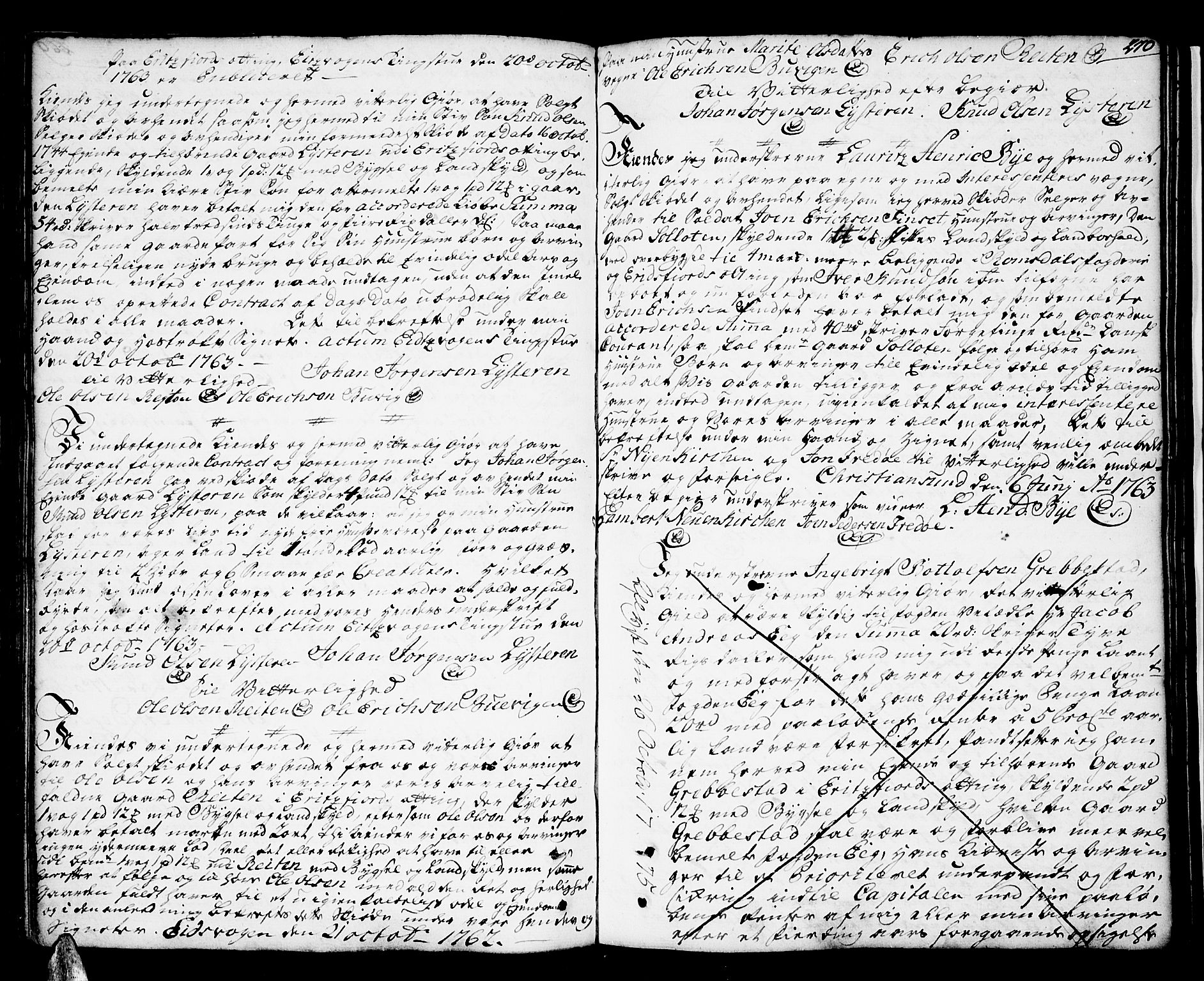 SAT, Romsdal sorenskriveri, 2/2C/L0003: Pantebok nr. 3, 1747-1767, s. 270