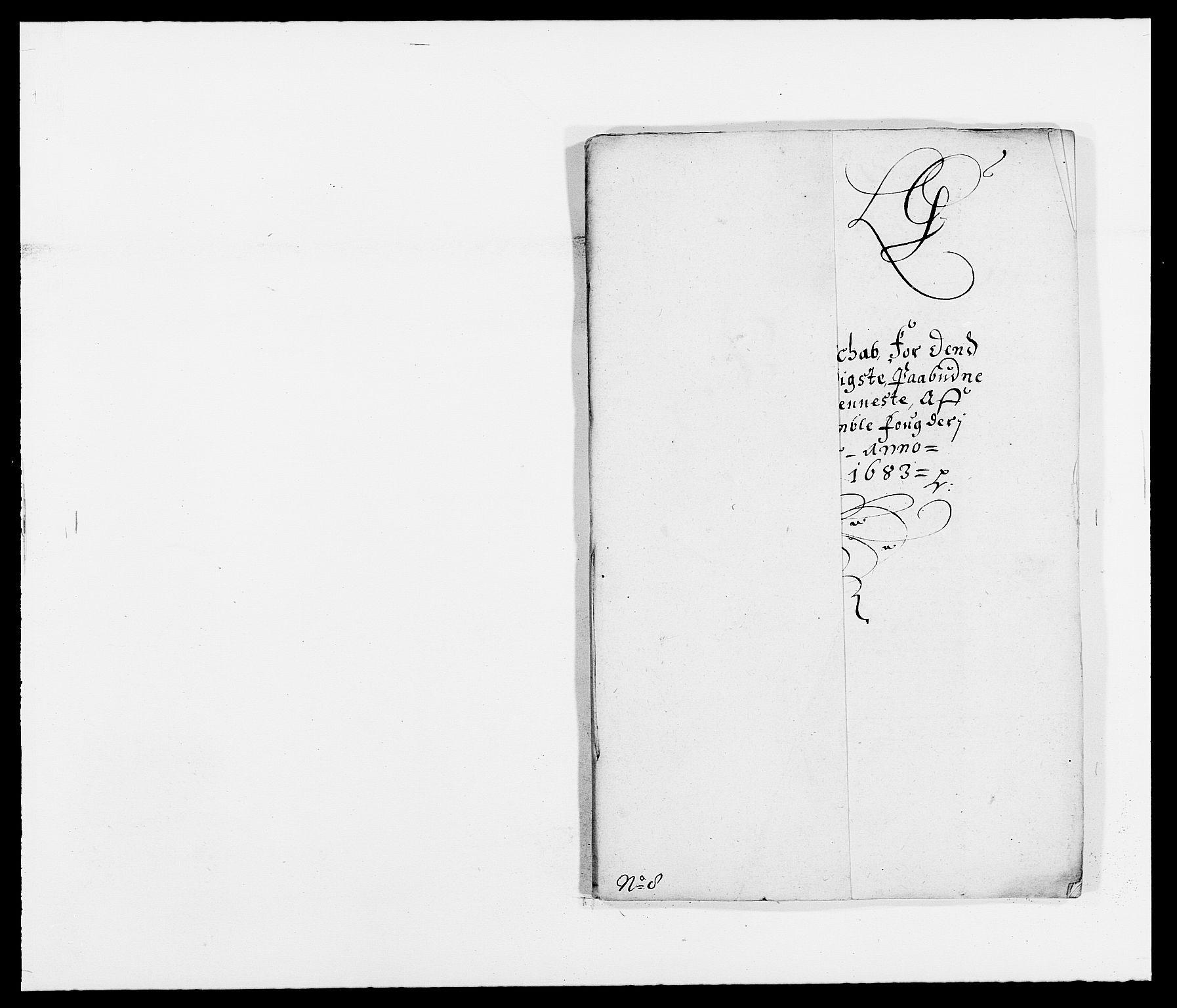 RA, Rentekammeret inntil 1814, Reviderte regnskaper, Fogderegnskap, R34/L2046: Fogderegnskap Bamble, 1682-1683, s. 360