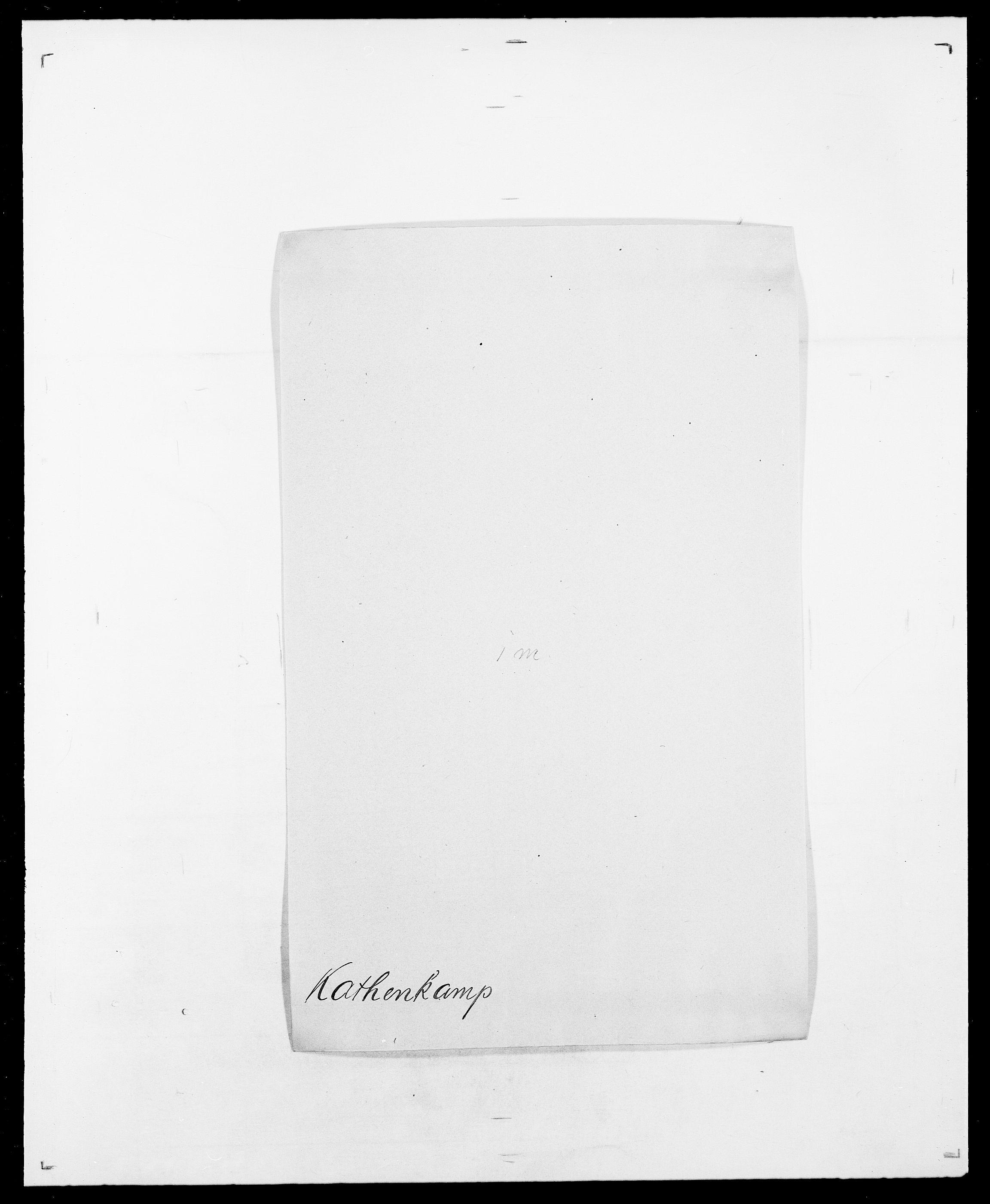 SAO, Delgobe, Charles Antoine - samling, D/Da/L0020: Irgens - Kjøsterud, s. 494