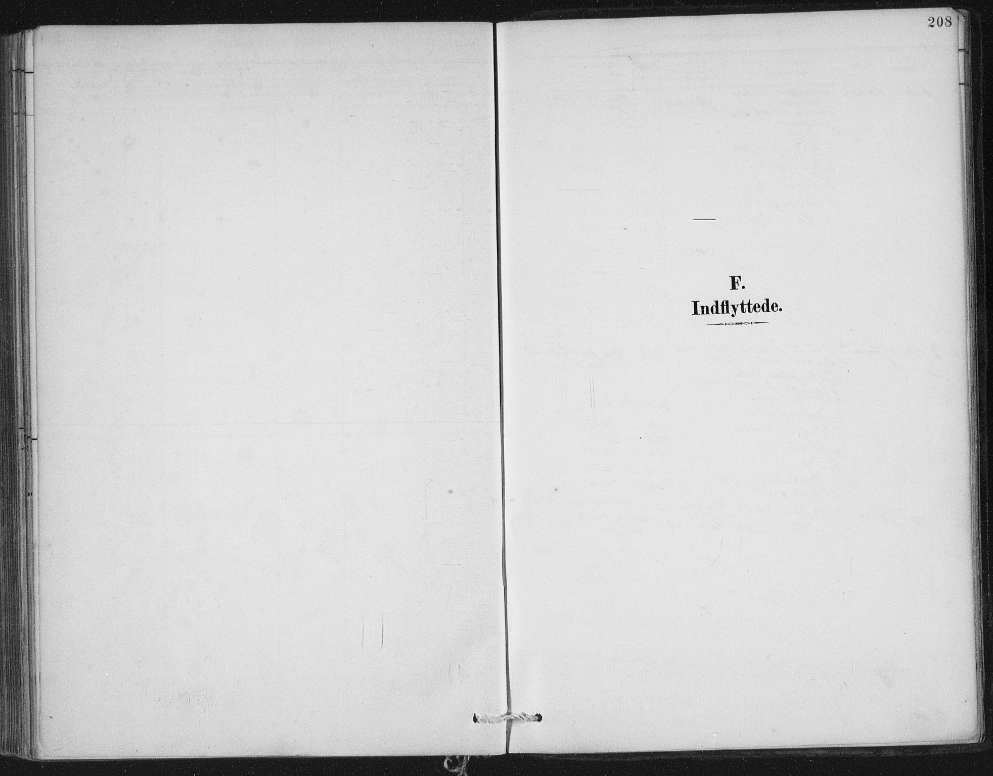 SAST, Nedstrand sokneprestkontor, IV: Ministerialbok nr. A 12, 1887-1915, s. 208