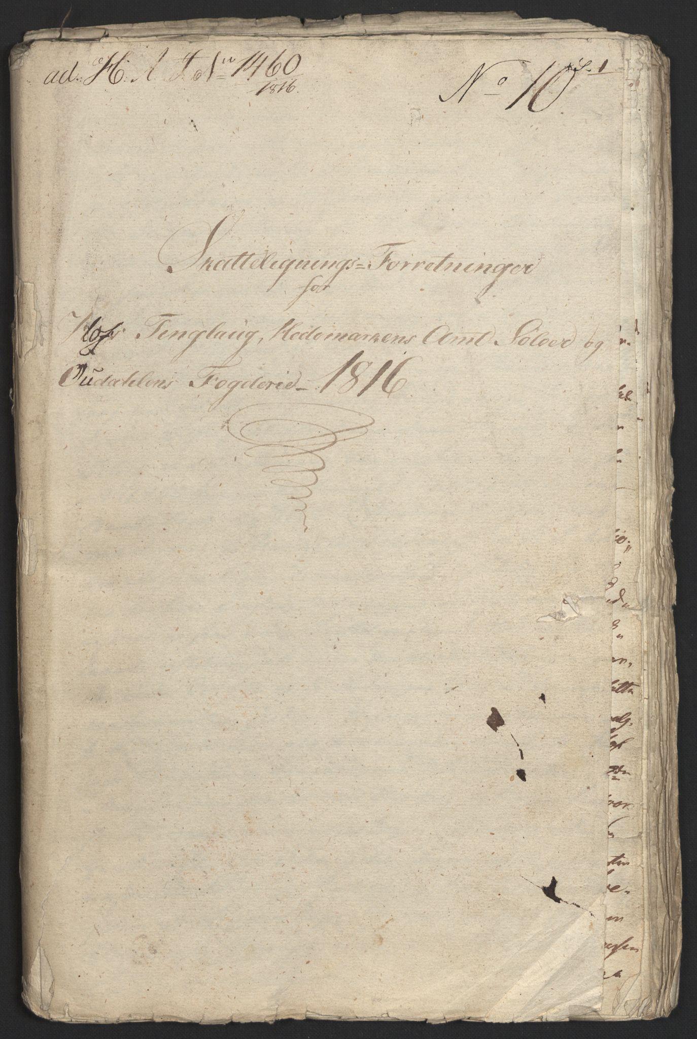 NOBA, Norges Bank/Sølvskatten 1816*, 1816-1817, s. 26