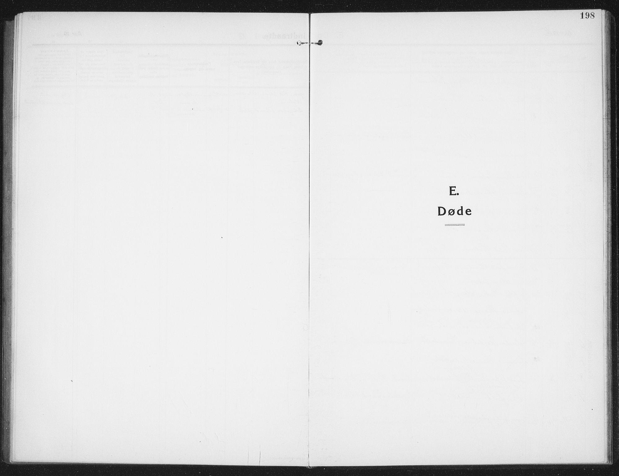 SAT, Ministerialprotokoller, klokkerbøker og fødselsregistre - Nord-Trøndelag, 774/L0630: Klokkerbok nr. 774C01, 1910-1934, s. 198
