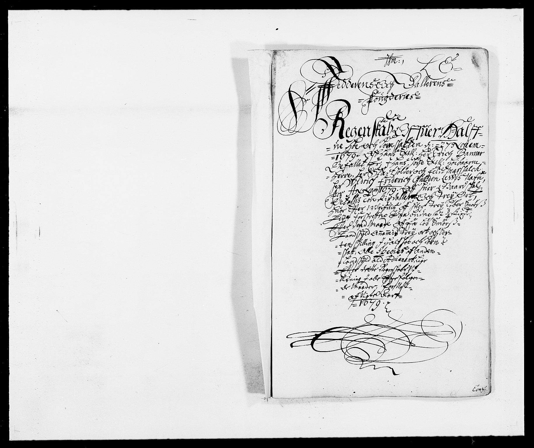 RA, Rentekammeret inntil 1814, Reviderte regnskaper, Fogderegnskap, R46/L2719: Fogderegnskap Jæren og Dalane, 1679, s. 153