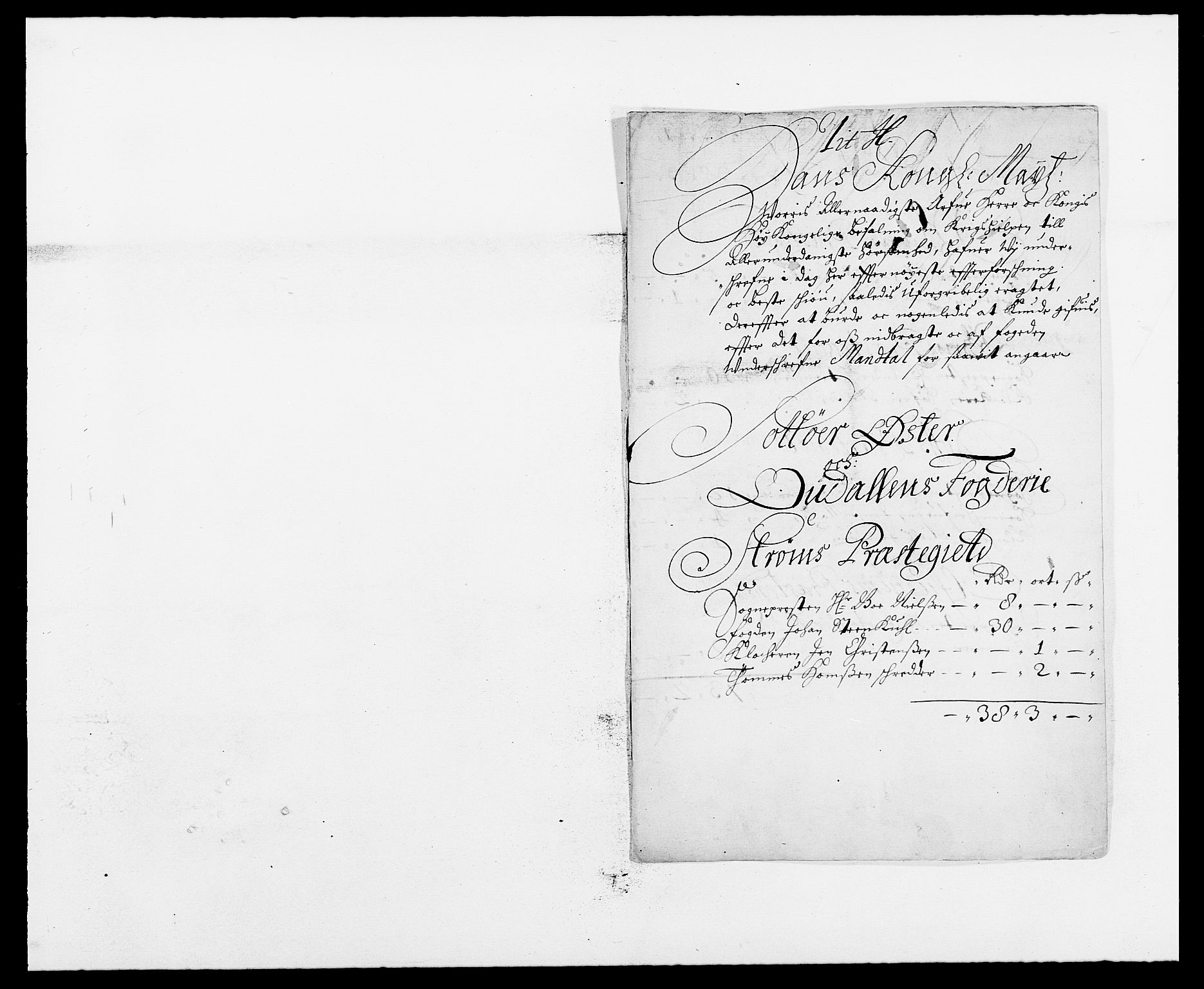 RA, Rentekammeret inntil 1814, Reviderte regnskaper, Fogderegnskap, R13/L0820: Fogderegnskap Solør, Odal og Østerdal, 1683, s. 248