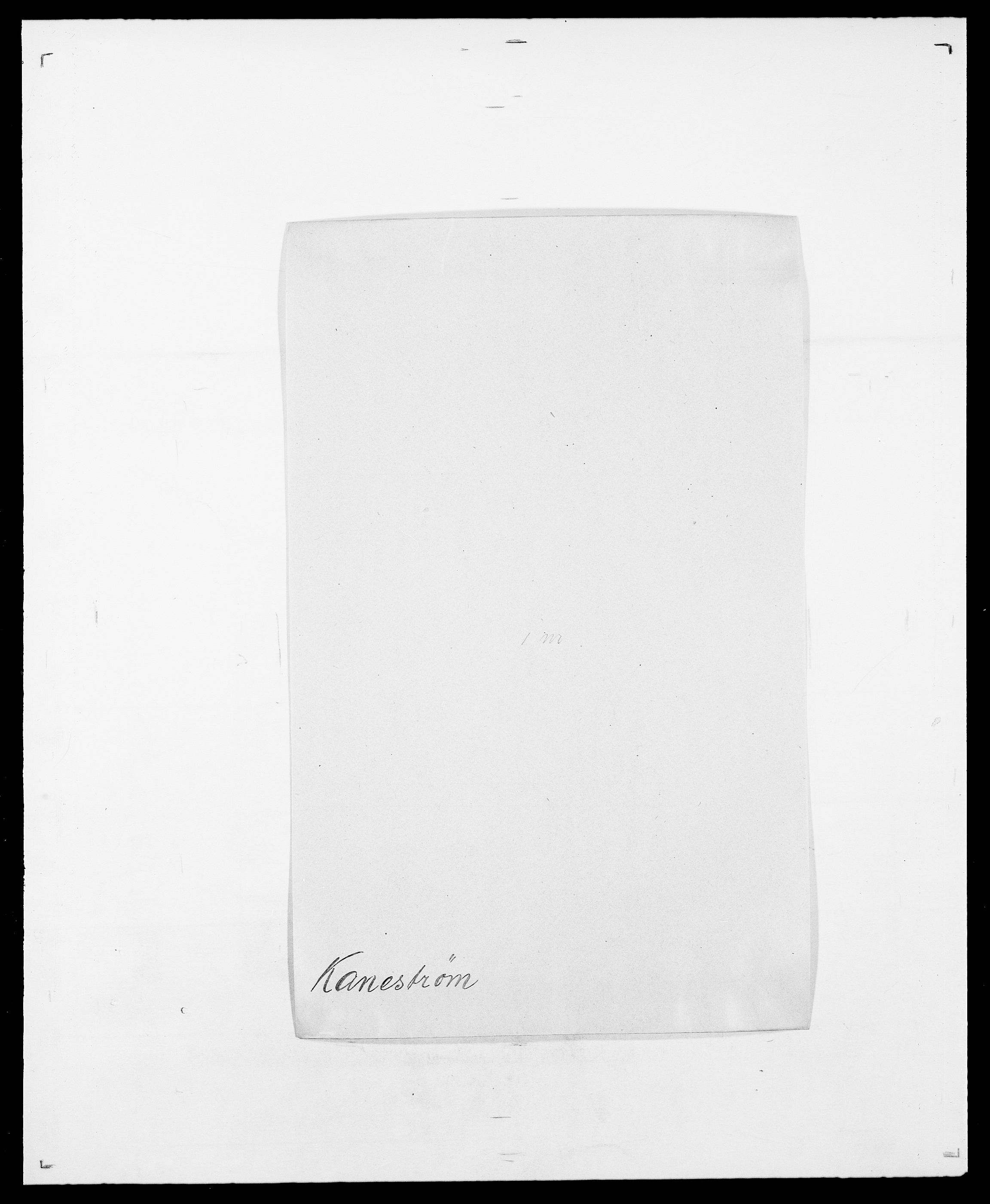 SAO, Delgobe, Charles Antoine - samling, D/Da/L0020: Irgens - Kjøsterud, s. 467
