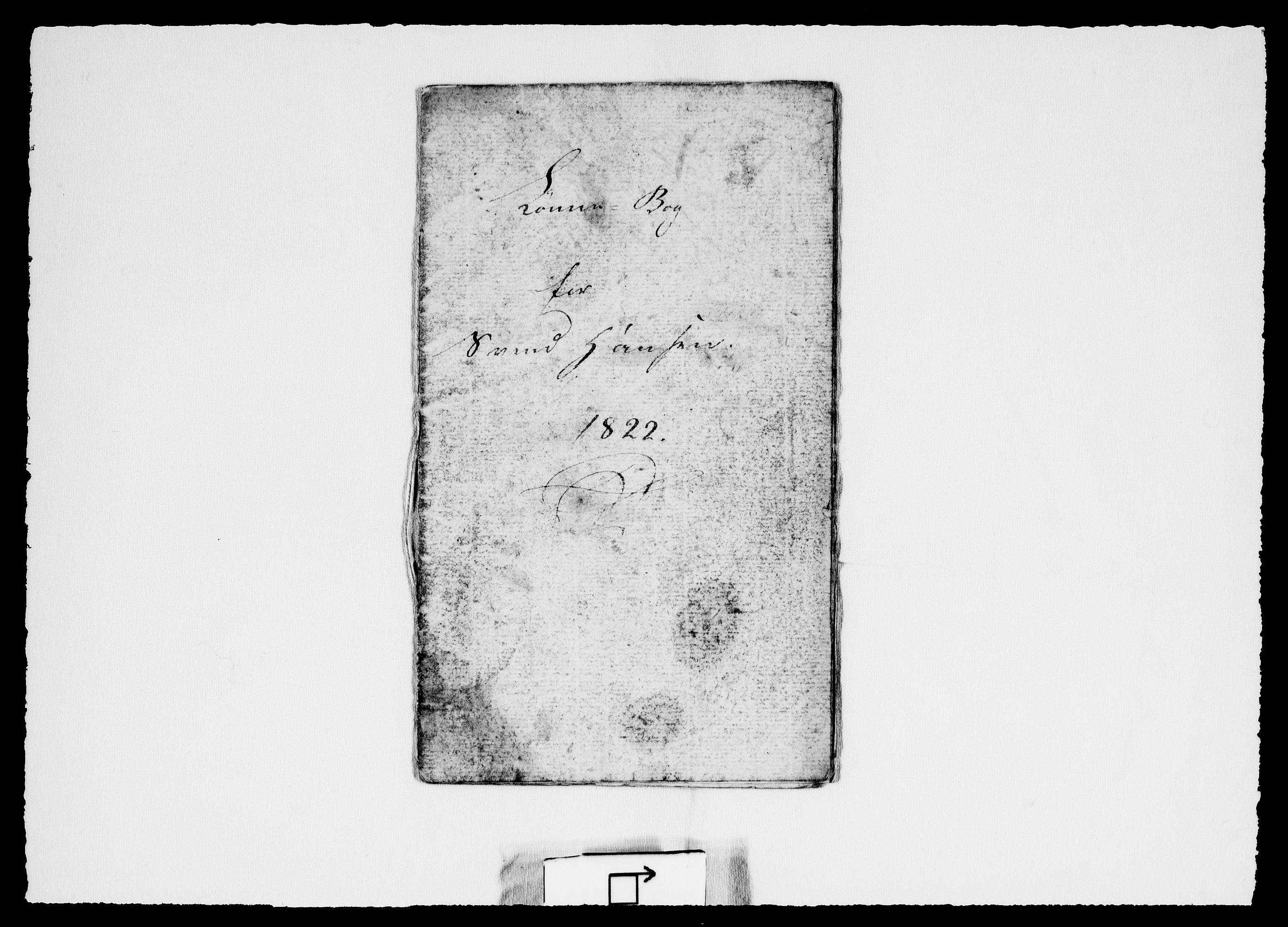 RA, Modums Blaafarveværk, G/Gd/Gdd/L0297, 1822-1839, s. 2