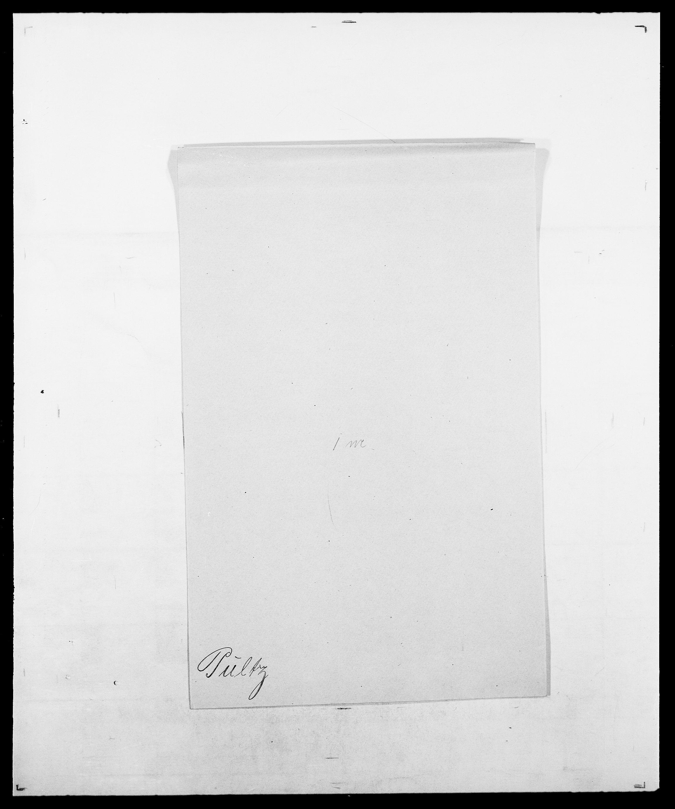 SAO, Delgobe, Charles Antoine - samling, D/Da/L0031: de Place - Raaum, s. 441