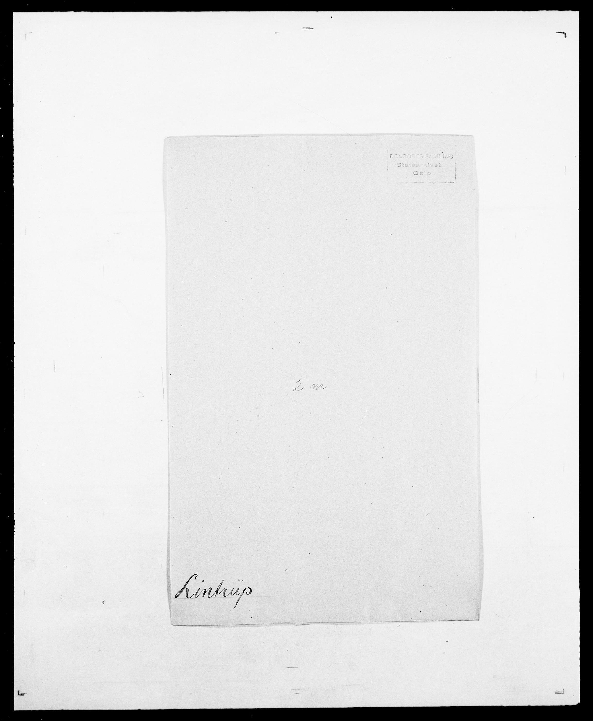 SAO, Delgobe, Charles Antoine - samling, D/Da/L0023: Lau - Lirvyn, s. 679