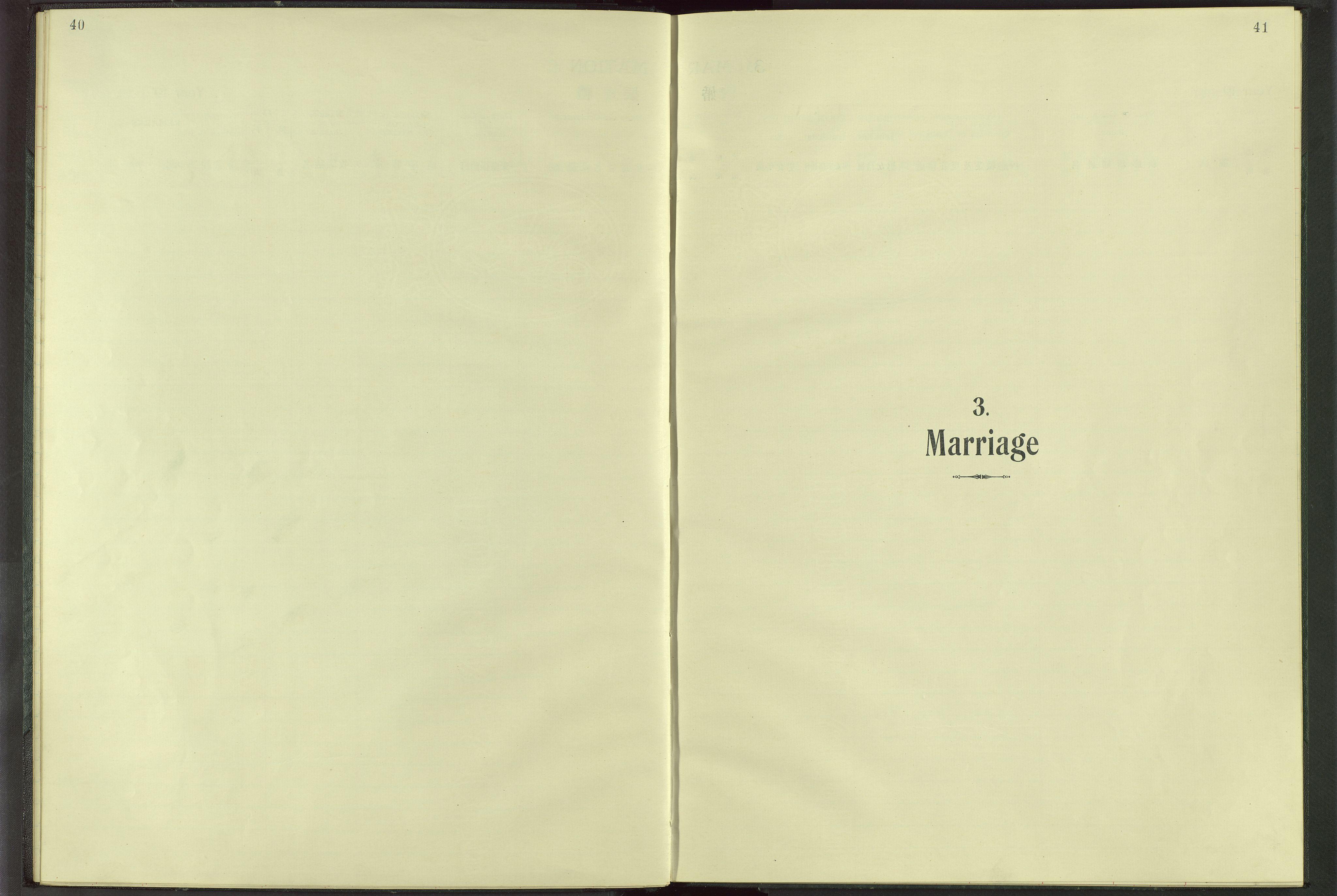 VID, Det Norske Misjonsselskap - utland - Kina (Hunan), Dm/L0007: Ministerialbok nr. 52, 1931-1945, s. 40-41