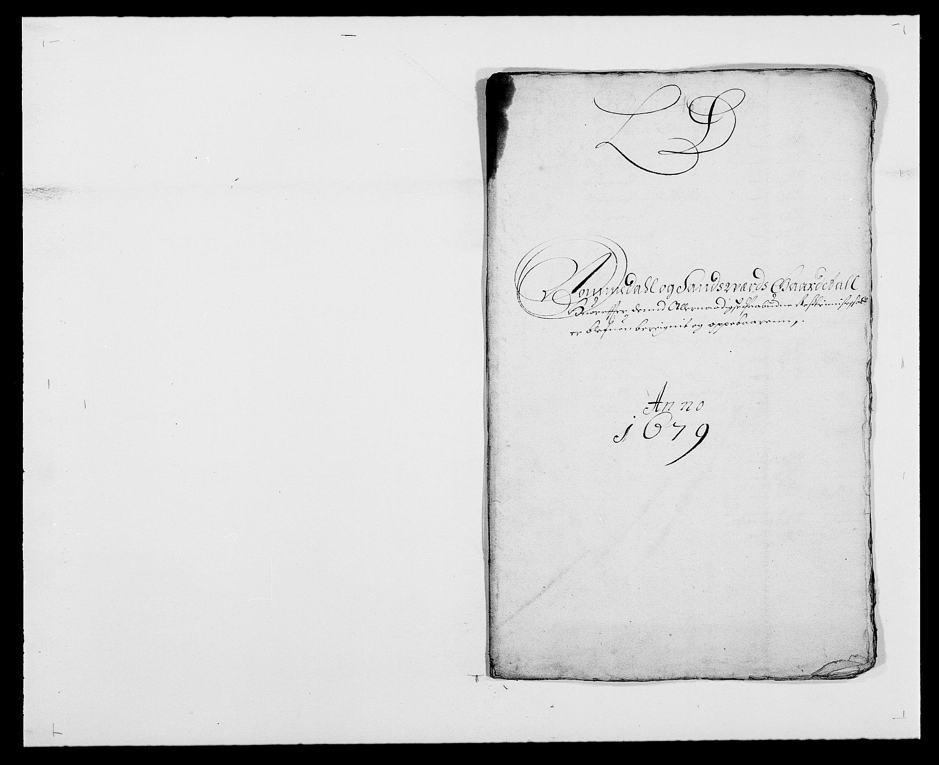 RA, Rentekammeret inntil 1814, Reviderte regnskaper, Fogderegnskap, R24/L1569: Fogderegnskap Numedal og Sandsvær, 1679-1686, s. 113