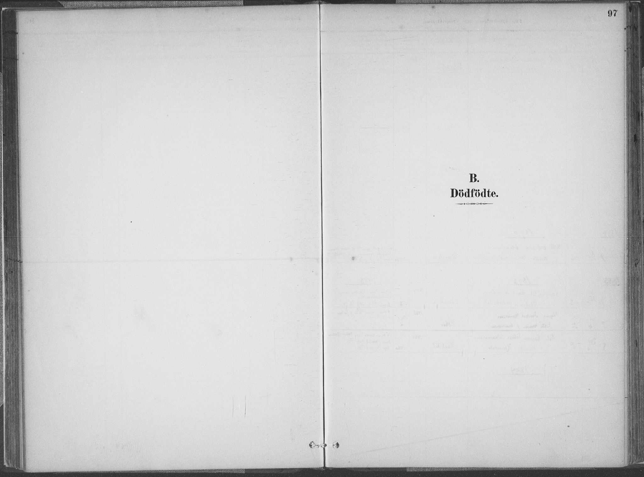 SAK, Lyngdal sokneprestkontor, F/Fa/Faa/L0004: Ministerialbok nr. A 4, 1883-1904, s. 97