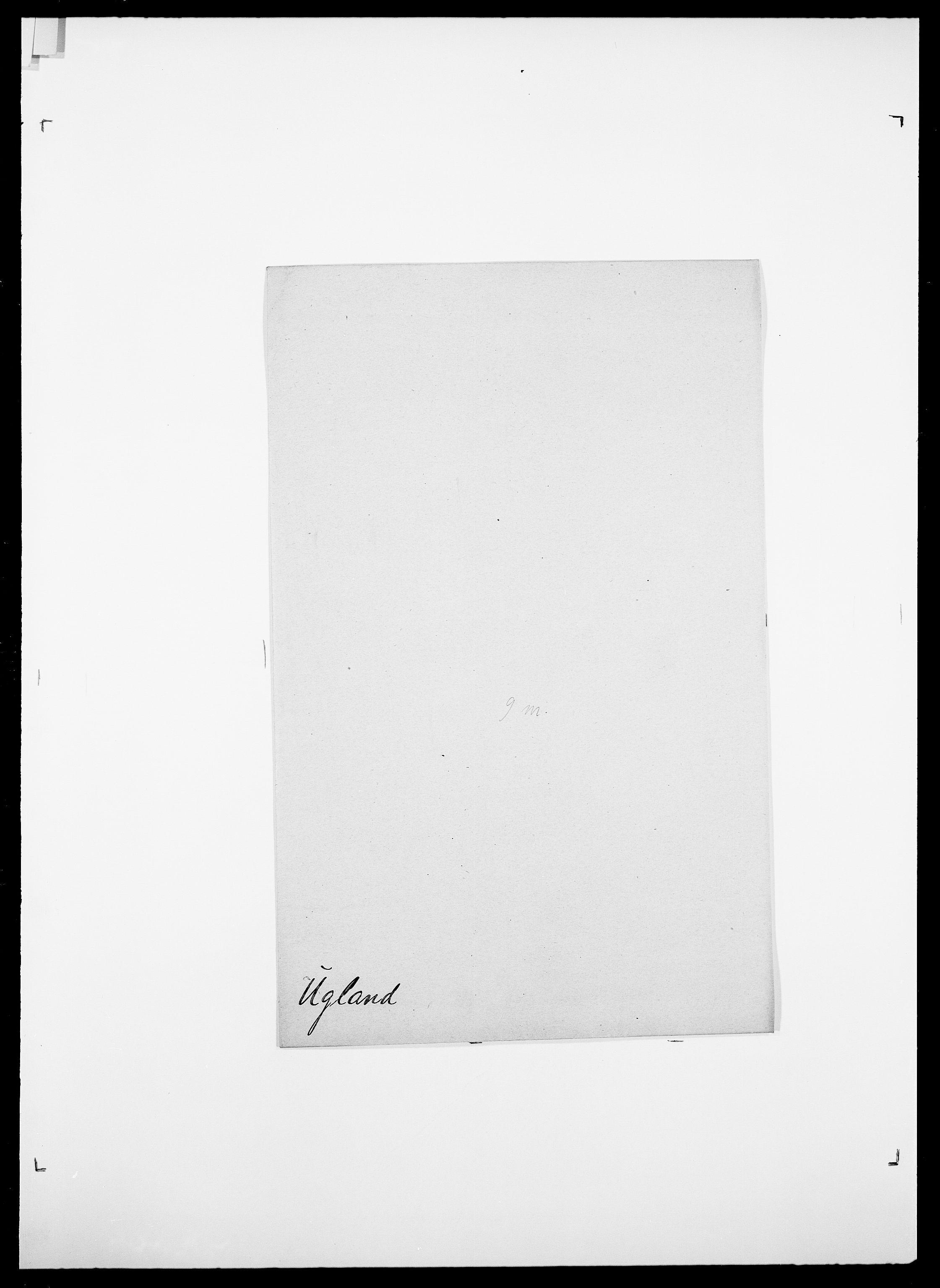 SAO, Delgobe, Charles Antoine - samling, D/Da/L0039: Thorsen - Urup, s. 634