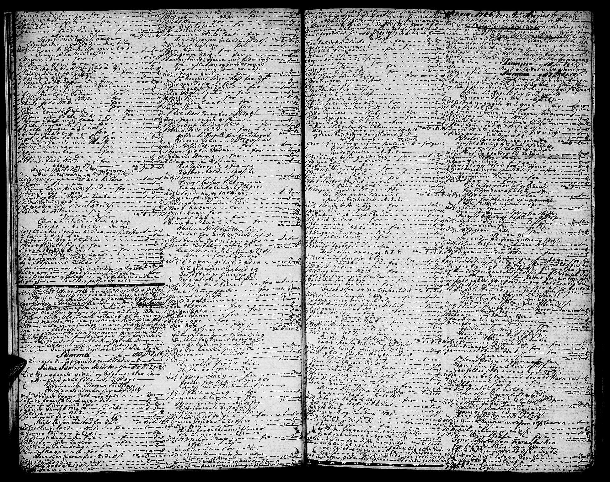 SAT, Helgeland sorenskriveri, 3/3A/L0015: Skifteprotokoll 9, 1746-1749, s. 7b-8a
