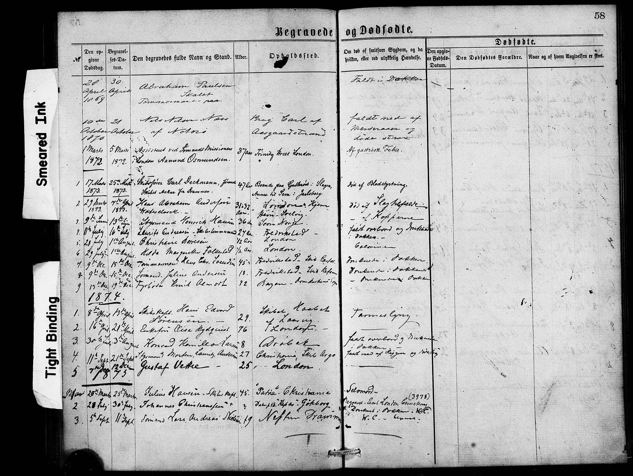 SAB, Den Norske Sjømannsmisjon i utlandet*, Ministerialbok nr. A 1, 1868-1887, s. 58