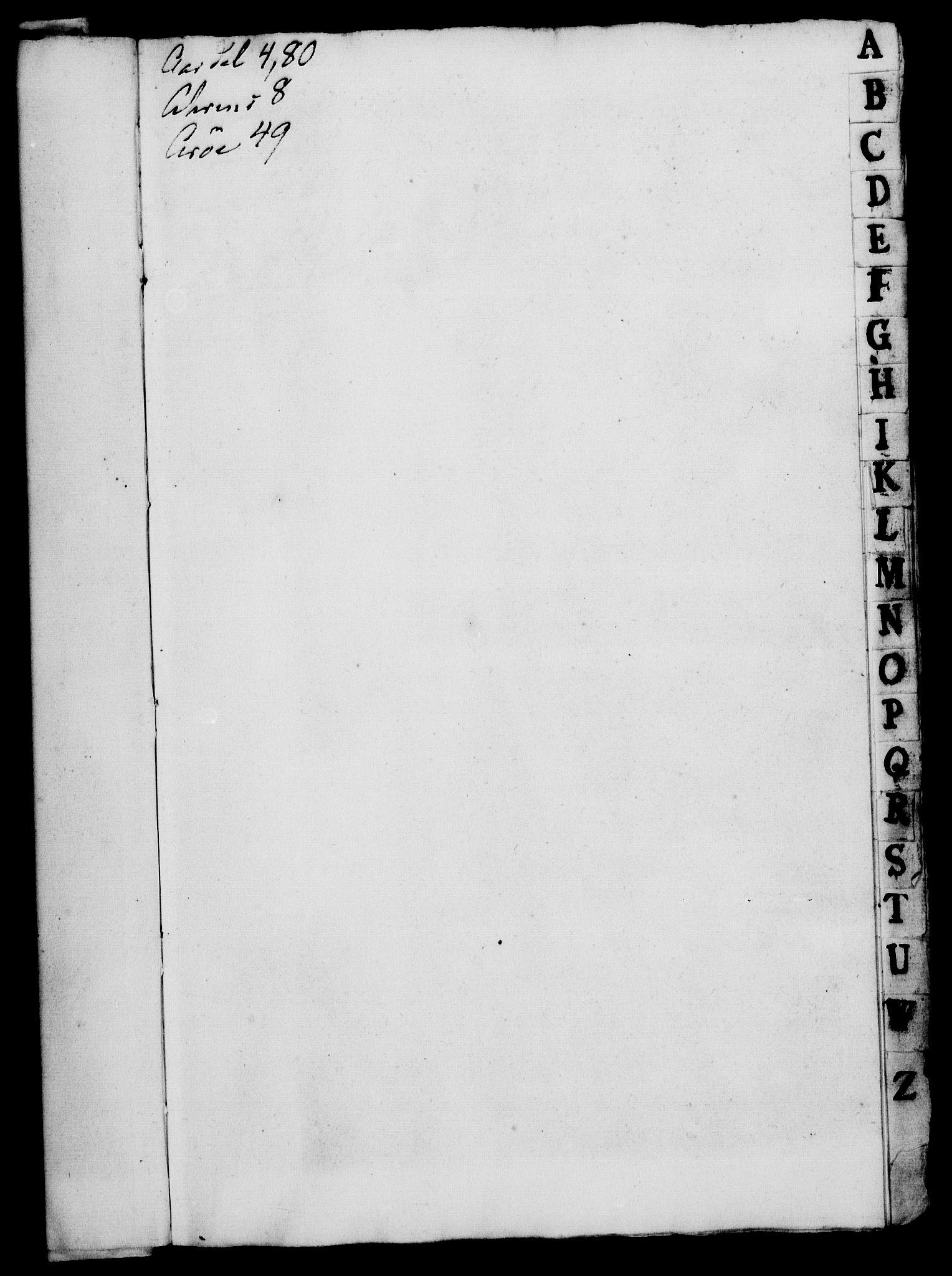 RA, Rentekammeret, Kammerkanselliet, G/Gf/Gfa/L0016: Norsk relasjons- og resolusjonsprotokoll (merket RK 52.16), 1733, s. 3