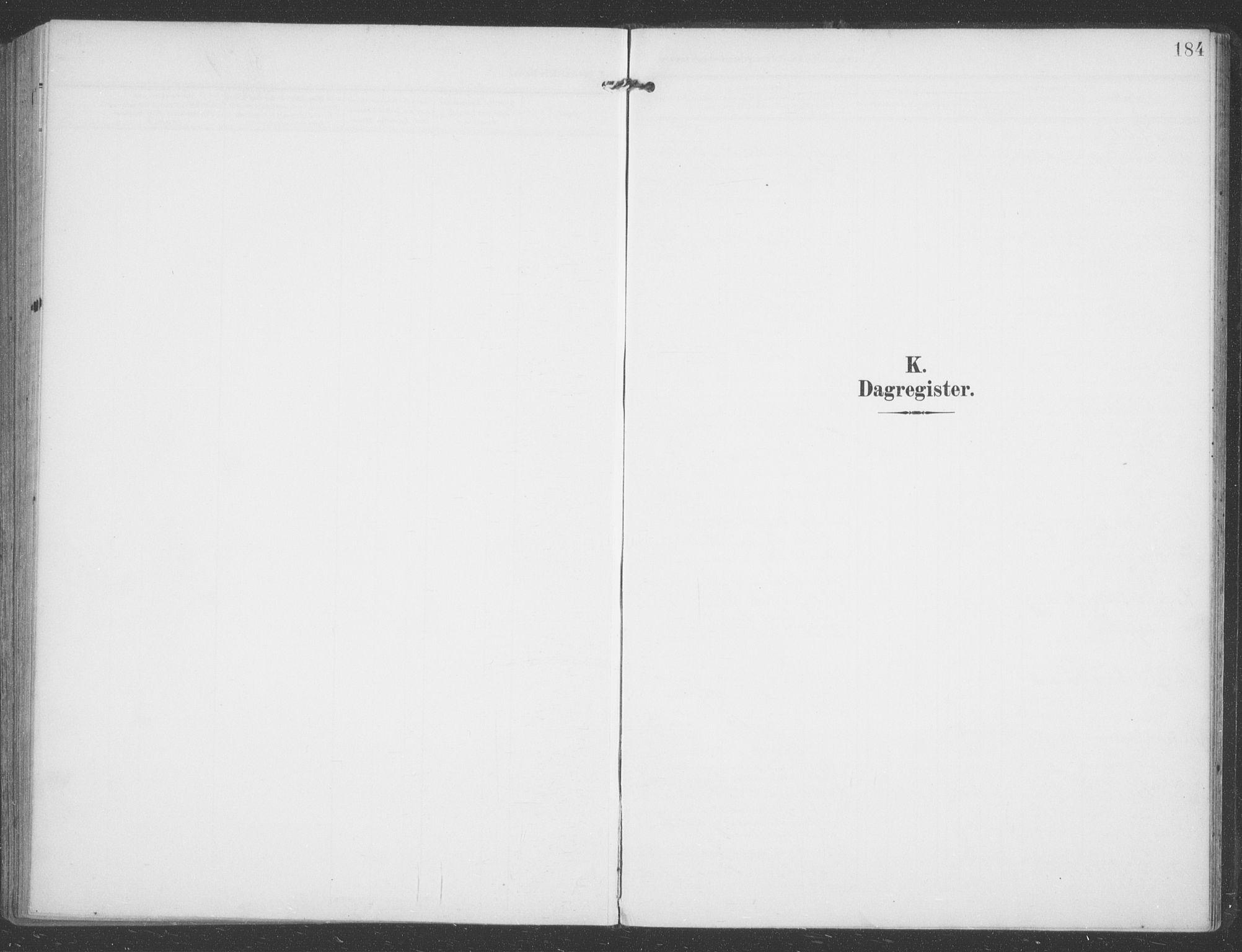SATØ, Talvik sokneprestkontor, H/Ha/L0017kirke: Ministerialbok nr. 17, 1906-1915, s. 184