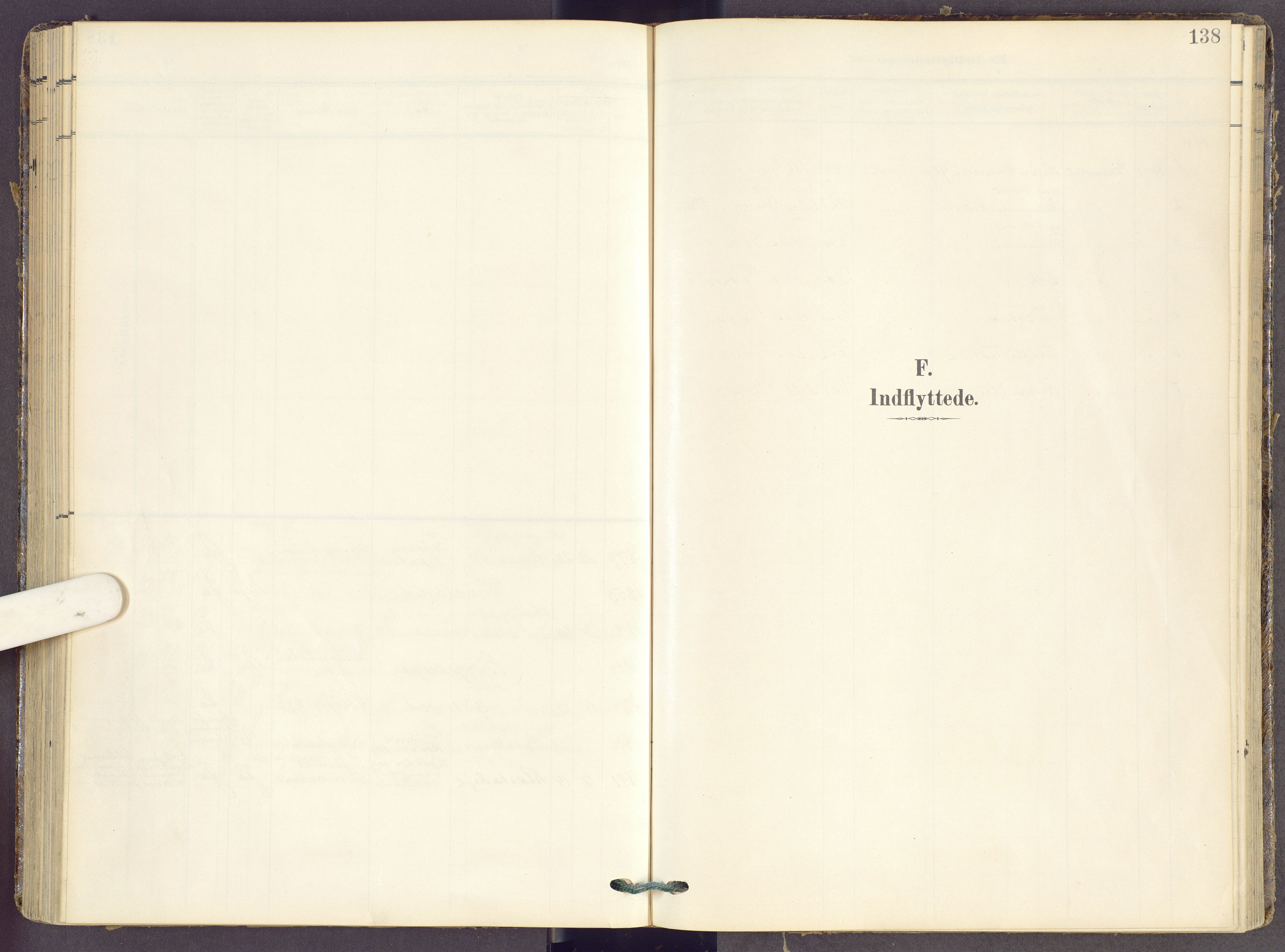 SAH, Gran prestekontor, Ministerialbok nr. 22, 1908-1918, s. 138