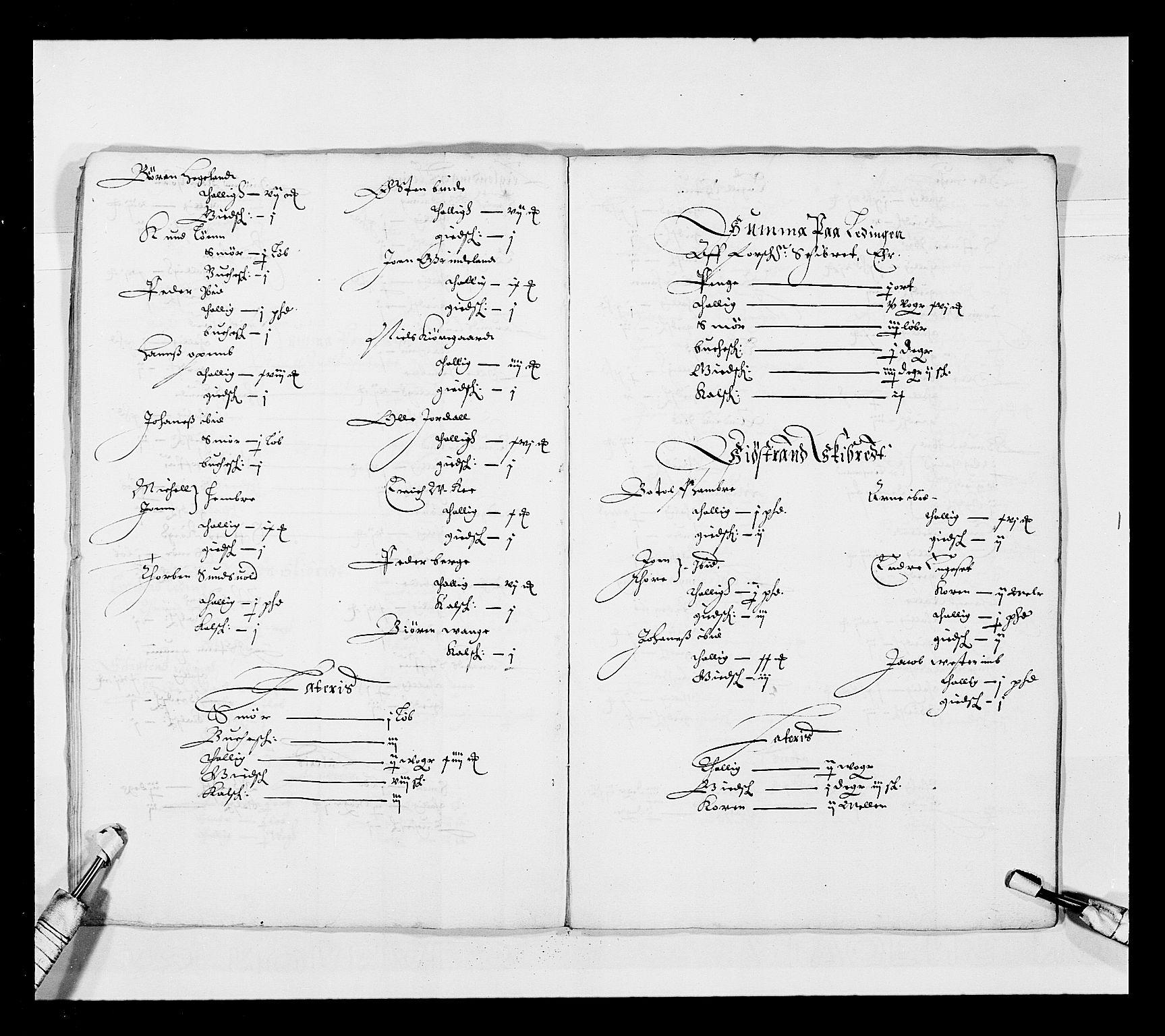 RA, Stattholderembetet 1572-1771, Ek/L0025: Jordebøker 1633-1658:, 1645-1646, s. 123