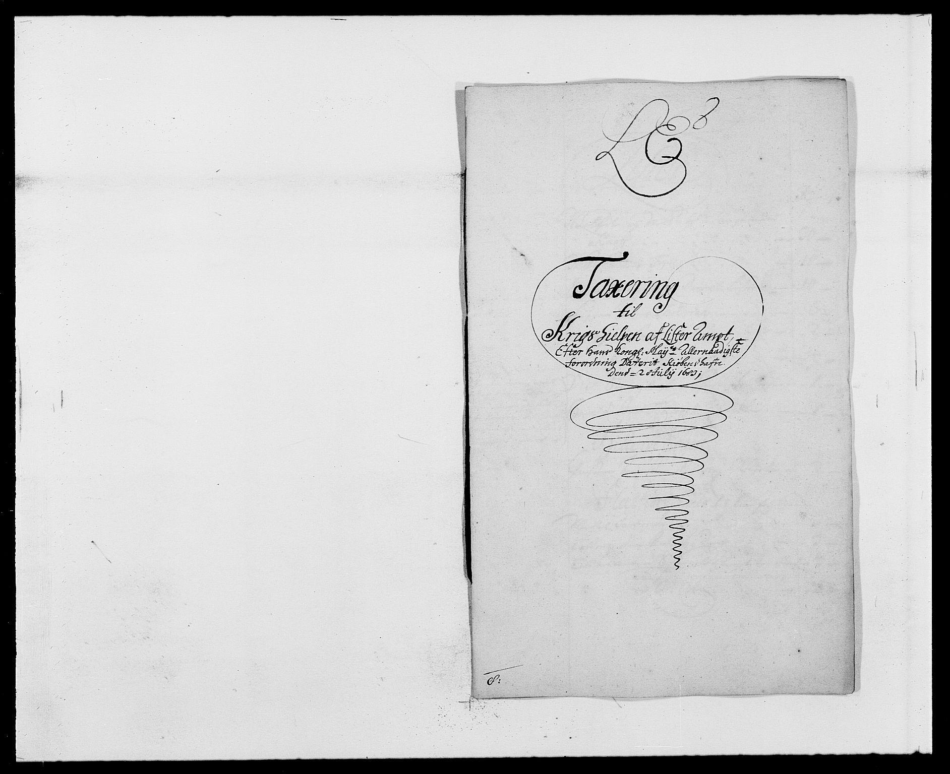 RA, Rentekammeret inntil 1814, Reviderte regnskaper, Fogderegnskap, R41/L2532: Fogderegnskap Lista, 1683, s. 126