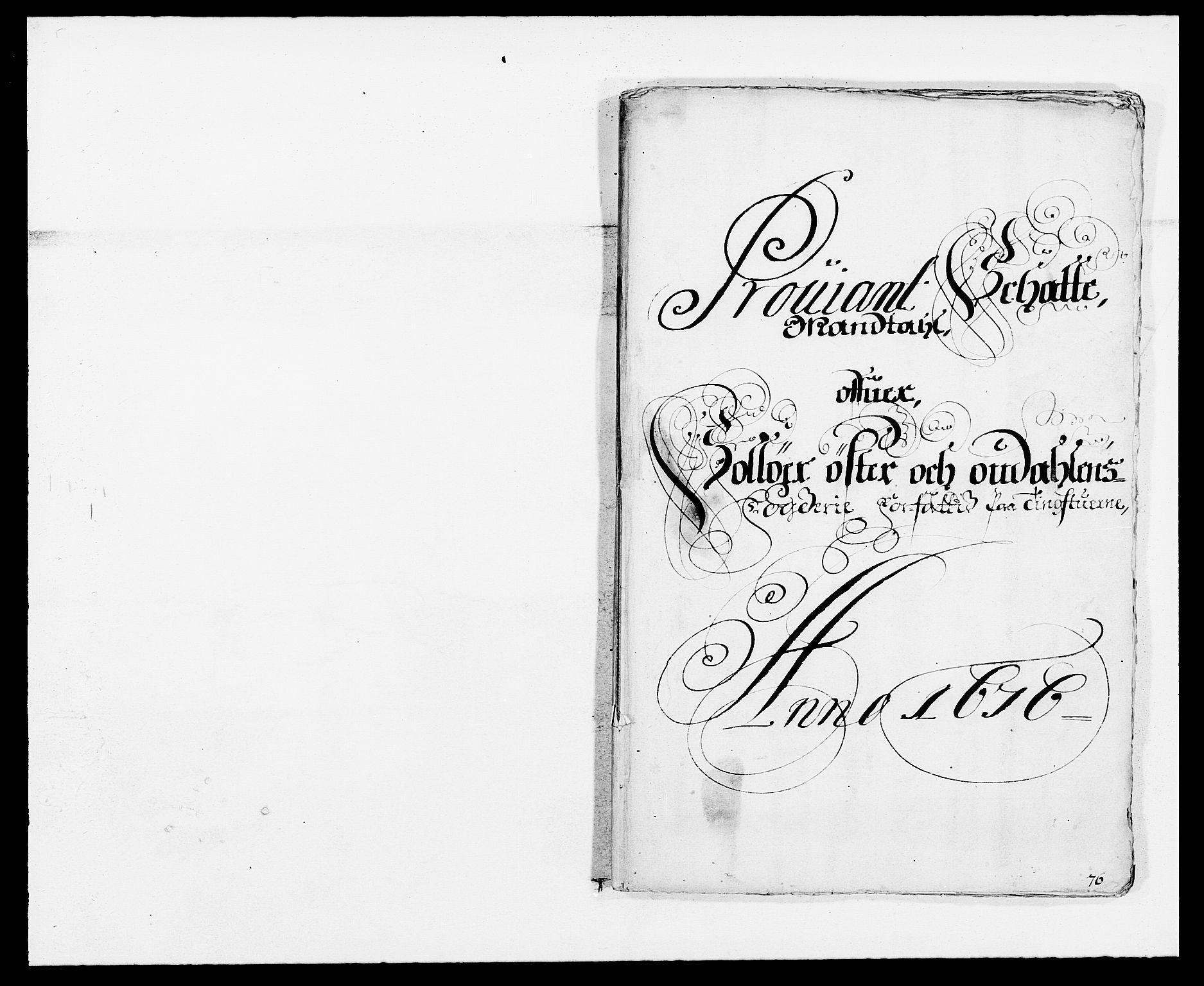 RA, Rentekammeret inntil 1814, Reviderte regnskaper, Fogderegnskap, R13/L0812: Fogderegnskap Solør, Odal og Østerdal, 1676, s. 69