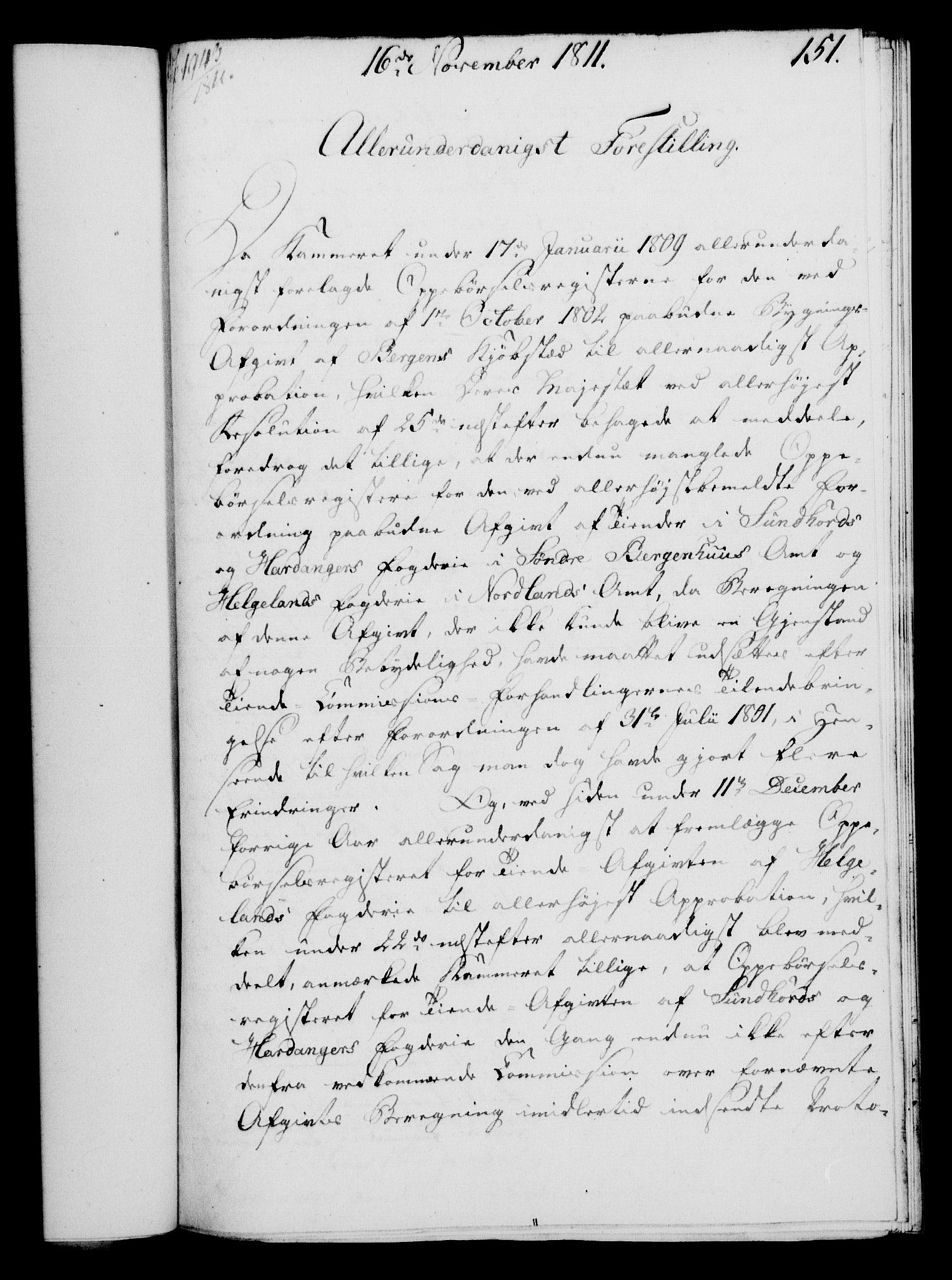 RA, Rentekammeret, Kammerkanselliet, G/Gf/Gfa/L0093: Norsk relasjons- og resolusjonsprotokoll (merket RK 52.93), 1811, s. 598