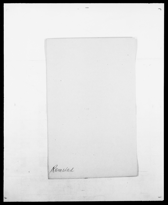 SAO, Delgobe, Charles Antoine - samling, D/Da/L0032: Rabakovsky - Rivertz, s. 94