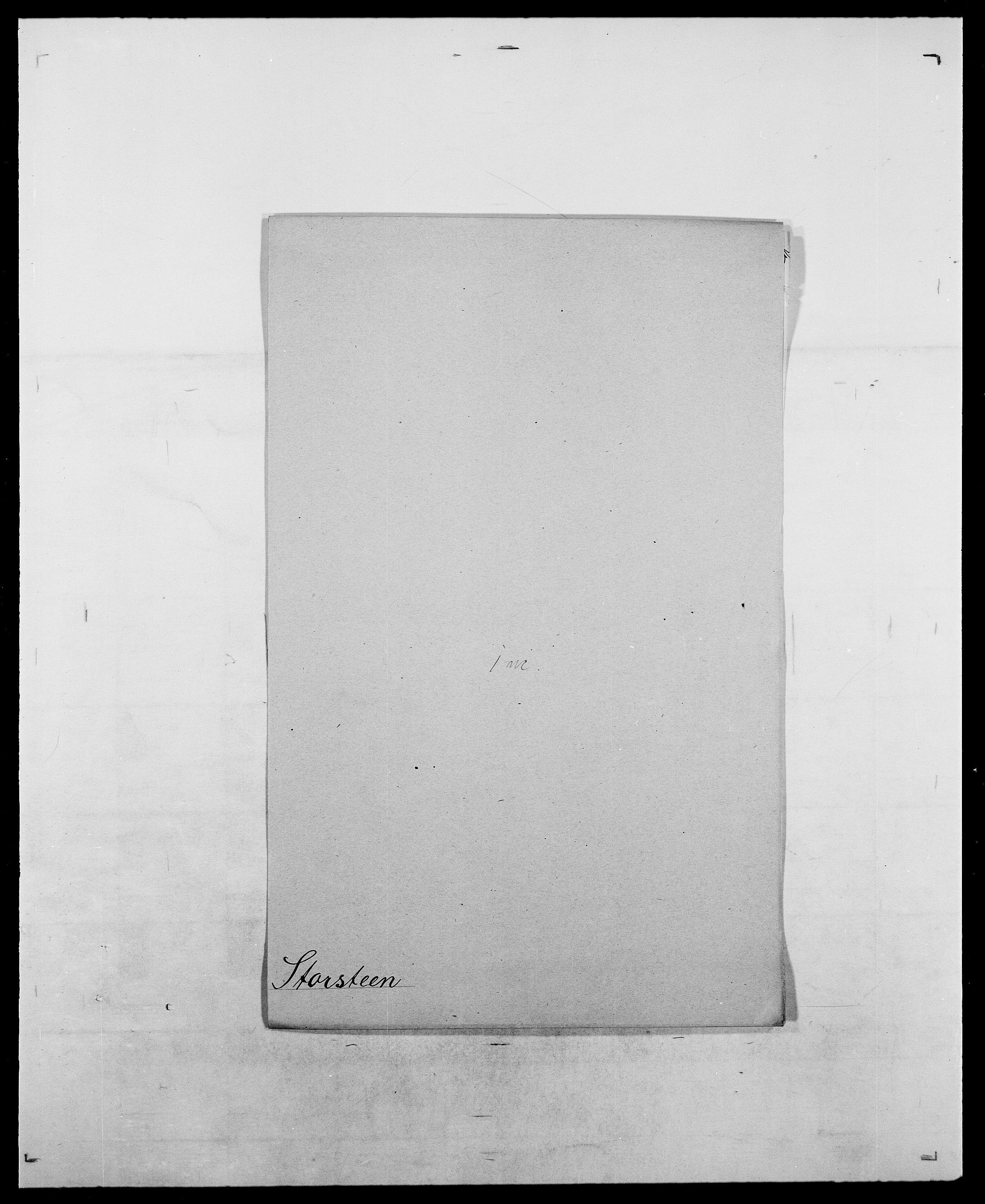 SAO, Delgobe, Charles Antoine - samling, D/Da/L0037: Steen, Sthen, Stein - Svare, Svanige, Svanne, se også Svanning og Schwane, s. 523
