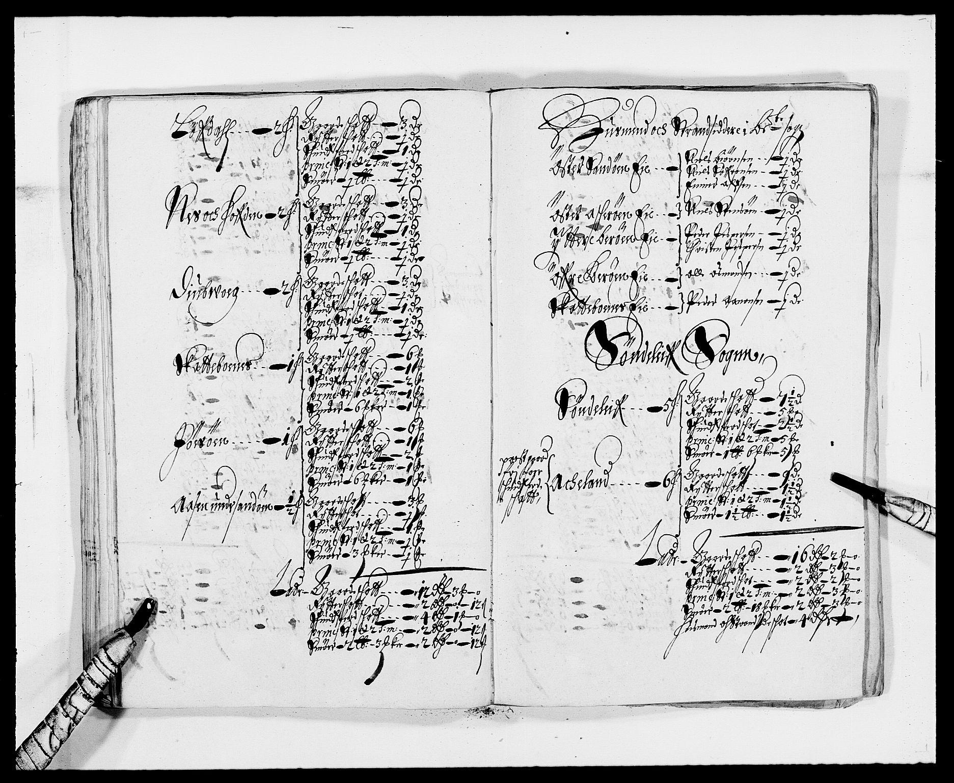 RA, Rentekammeret inntil 1814, Reviderte regnskaper, Fogderegnskap, R39/L2297: Fogderegnskap Nedenes, 1667-1669, s. 259