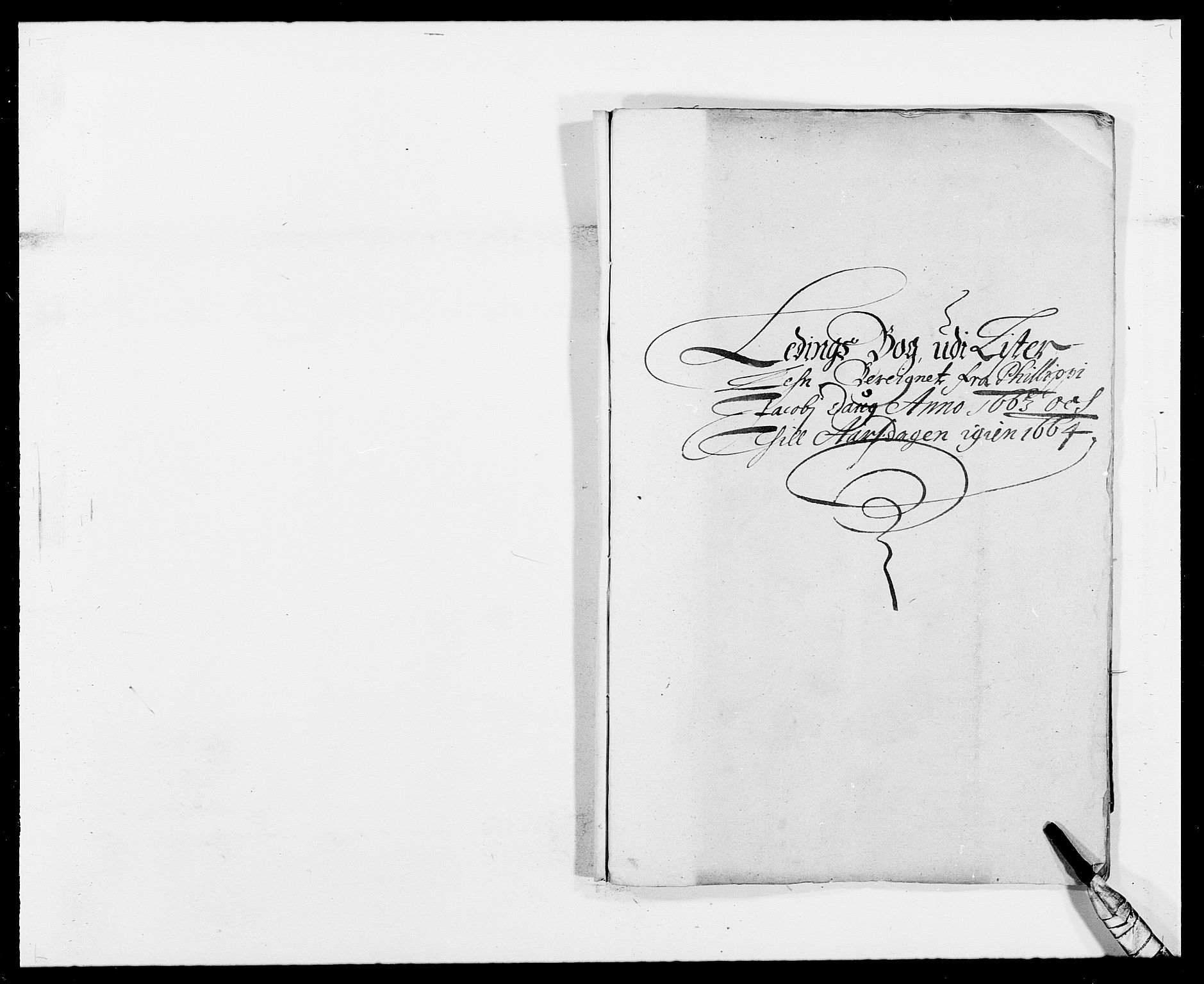RA, Rentekammeret inntil 1814, Reviderte regnskaper, Fogderegnskap, R41/L2523: Fogderegnskap Lista, 1663-1664, s. 159