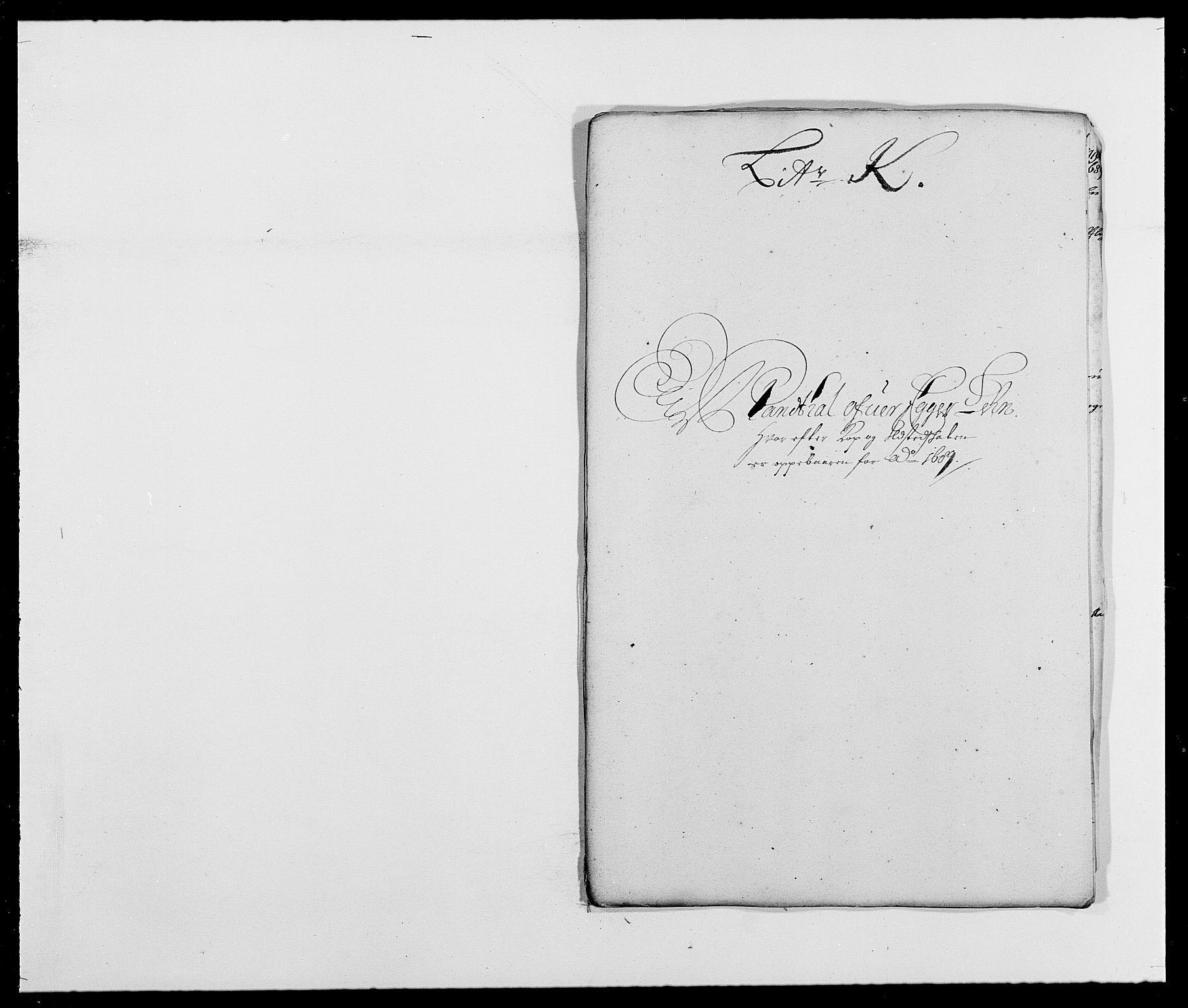 RA, Rentekammeret inntil 1814, Reviderte regnskaper, Fogderegnskap, R28/L1688: Fogderegnskap Eiker og Lier, 1687-1689, s. 445