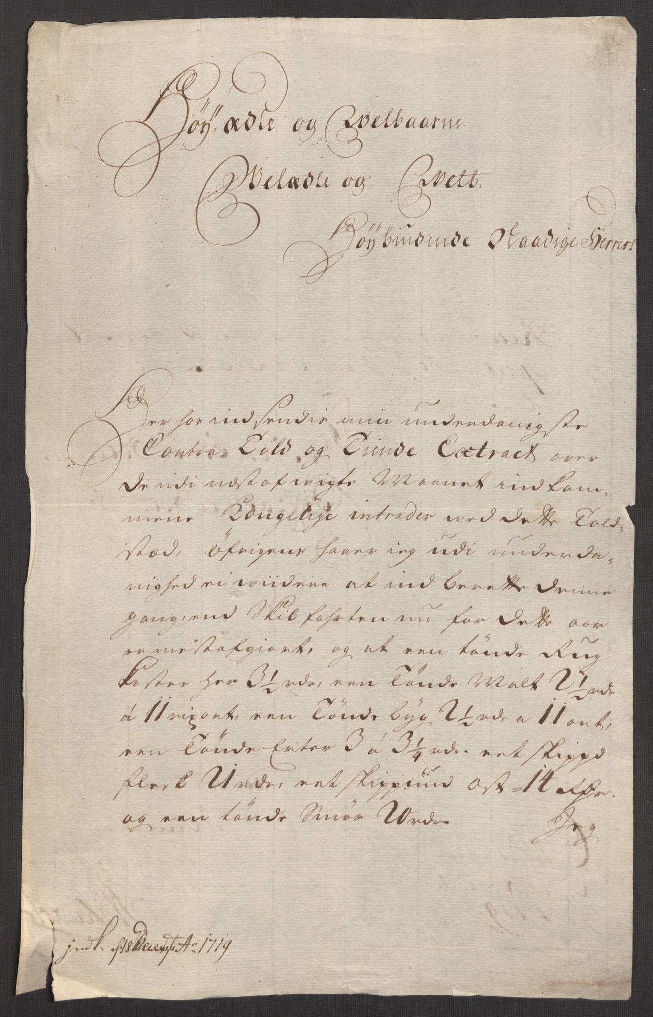 RA, Rentekammeret inntil 1814, Realistisk ordnet avdeling, Oe/L0001: [Ø1]: Priskuranter, 1712-1739, s. 92