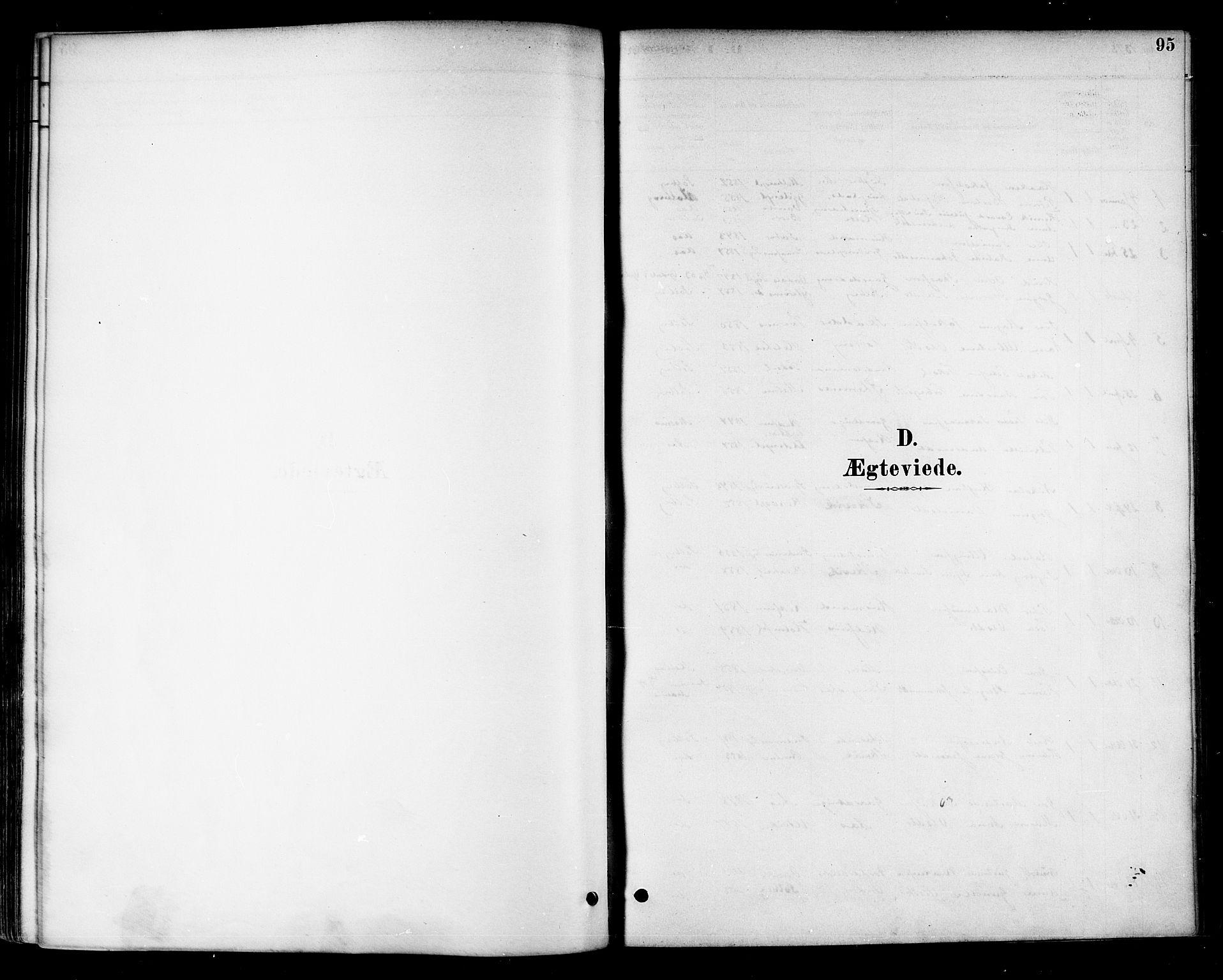 SAT, Ministerialprotokoller, klokkerbøker og fødselsregistre - Nord-Trøndelag, 741/L0395: Ministerialbok nr. 741A09, 1878-1888, s. 95