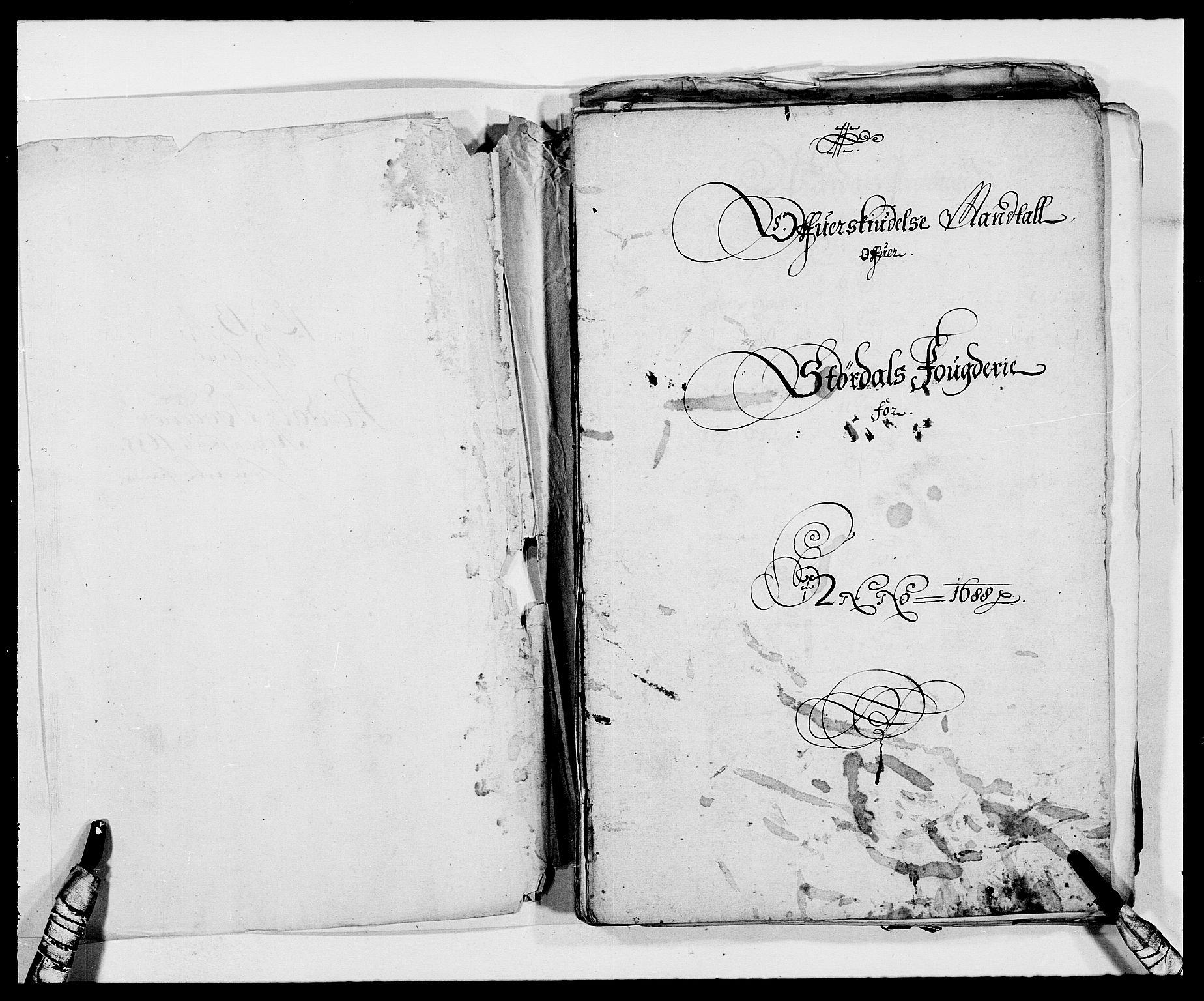 RA, Rentekammeret inntil 1814, Reviderte regnskaper, Fogderegnskap, R62/L4183: Fogderegnskap Stjørdal og Verdal, 1687-1689, s. 199