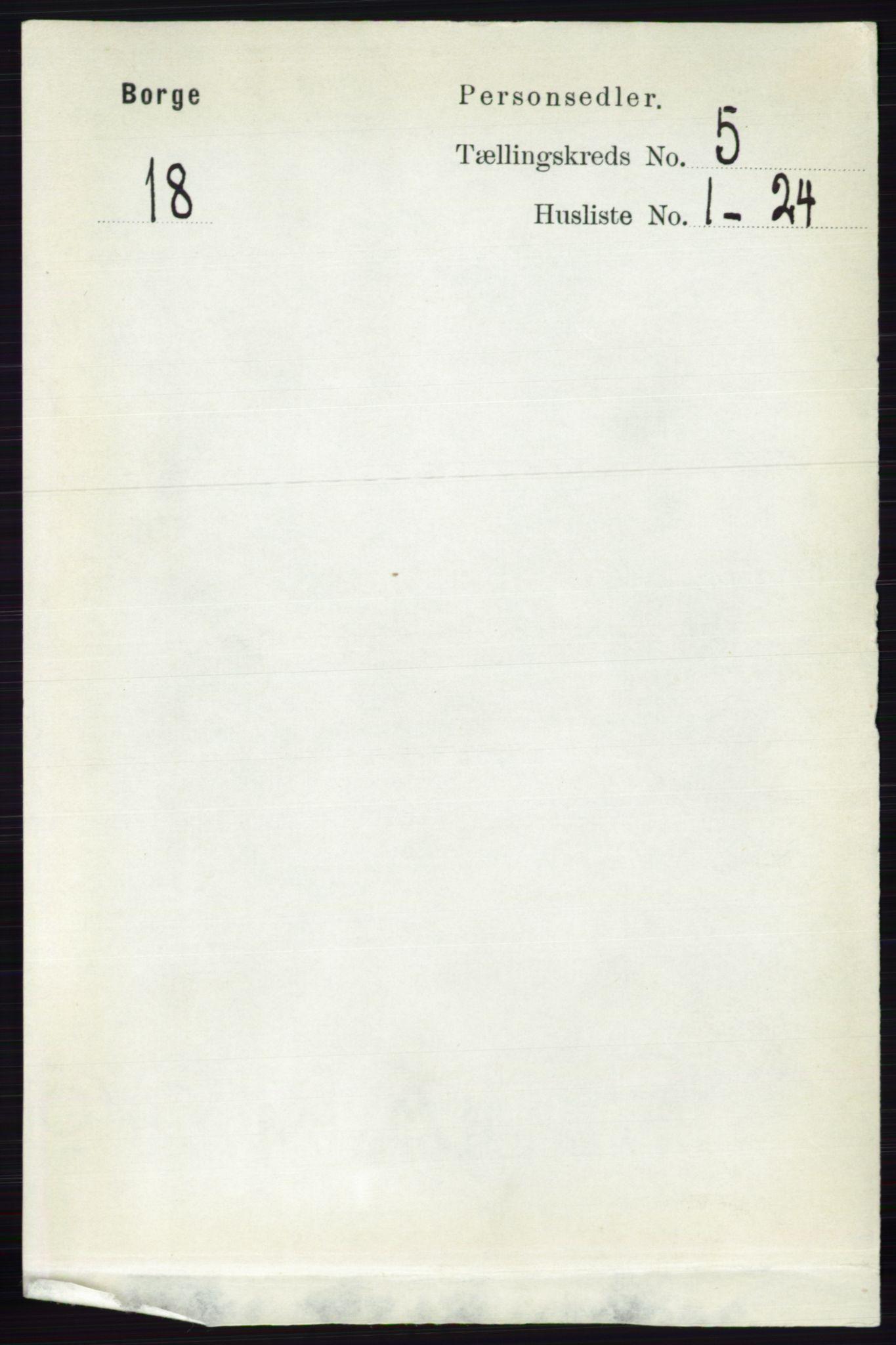 RA, Folketelling 1891 for 0113 Borge herred, 1891, s. 2385