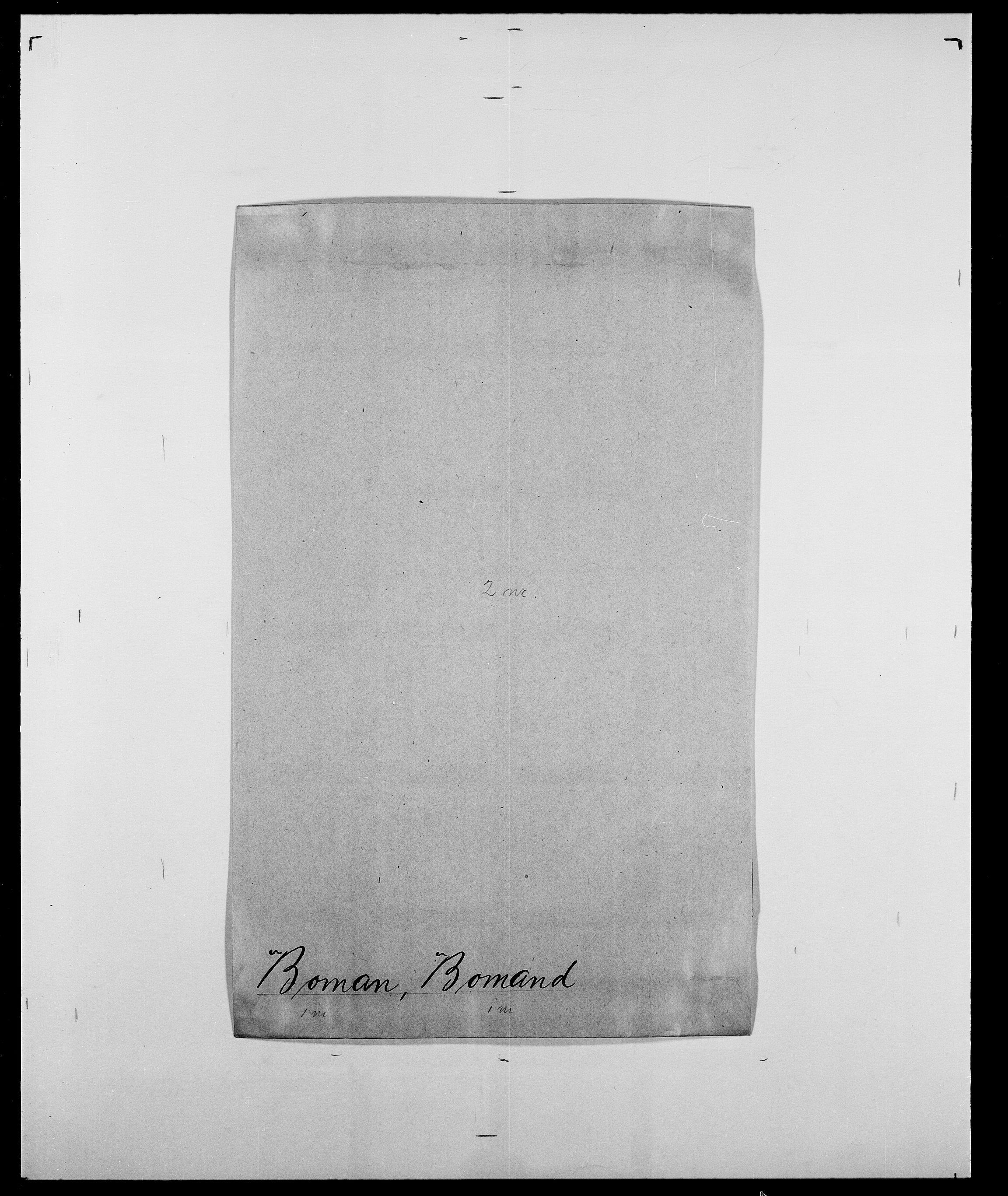 SAO, Delgobe, Charles Antoine - samling, D/Da/L0005: Boalth - Brahm, s. 106