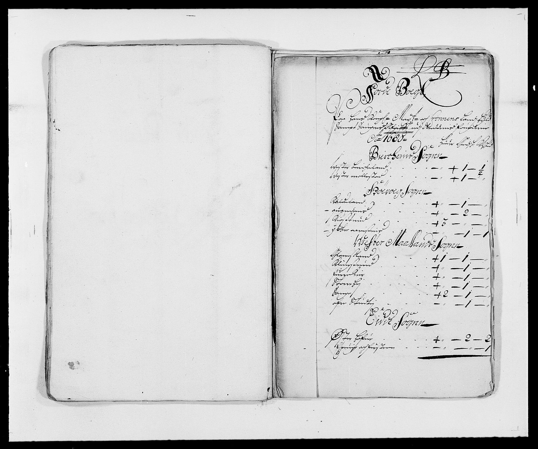 RA, Rentekammeret inntil 1814, Reviderte regnskaper, Fogderegnskap, R39/L2304: Fogderegnskap Nedenes, 1680-1682, s. 179