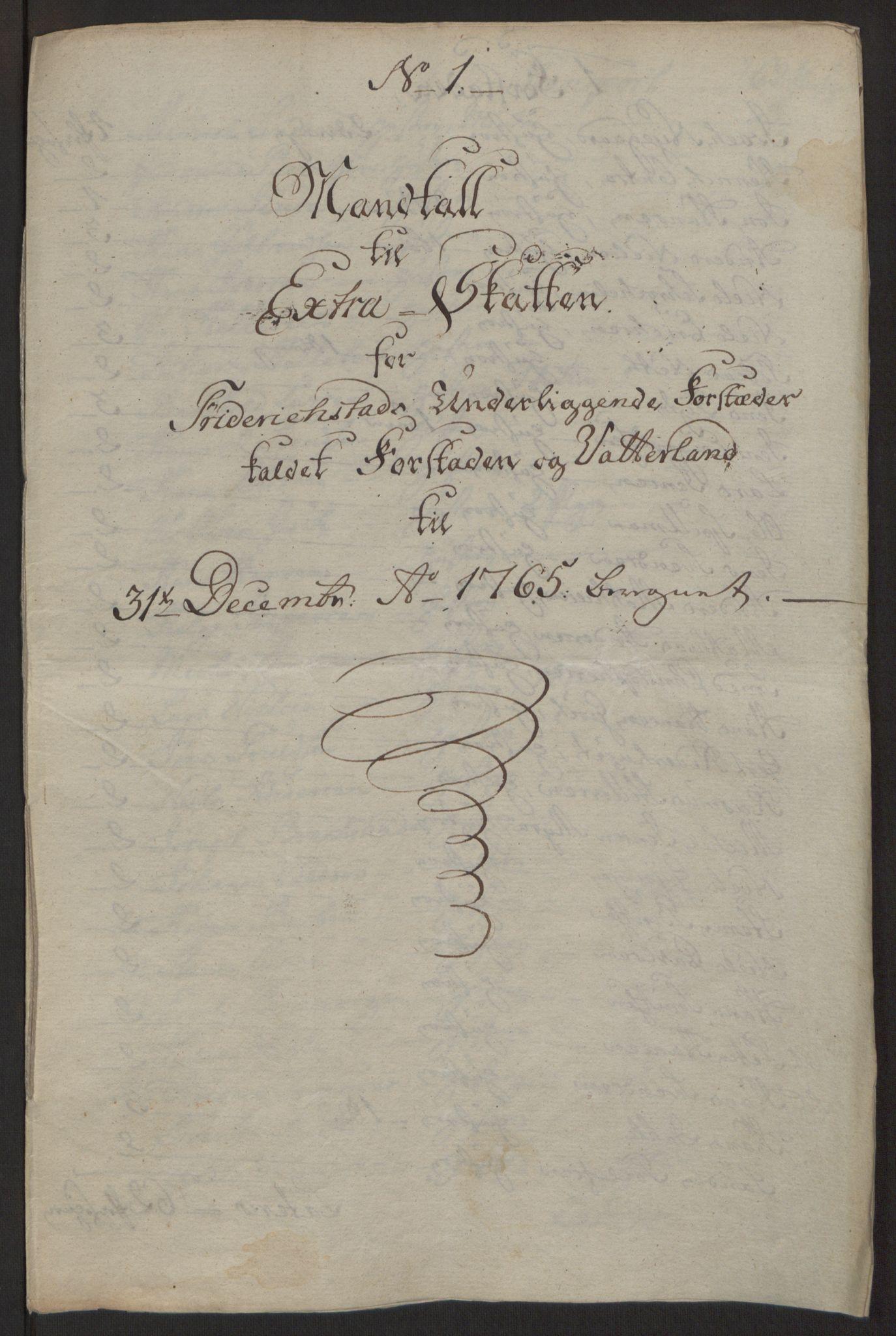 RA, Rentekammeret inntil 1814, Reviderte regnskaper, Byregnskaper, R/Rb/L0029: [B3] Kontribusjonsregnskap, 1762-1772, s. 152