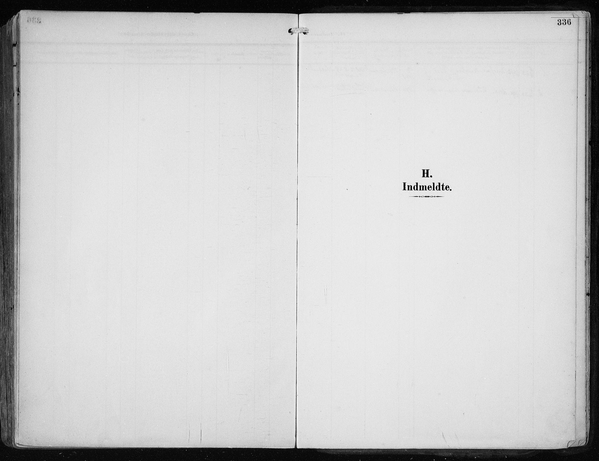 SAST, Haugesund sokneprestkontor, H/Ha/Haa/L0010: Ministerialbok nr. A 10, 1909-1935, s. 336