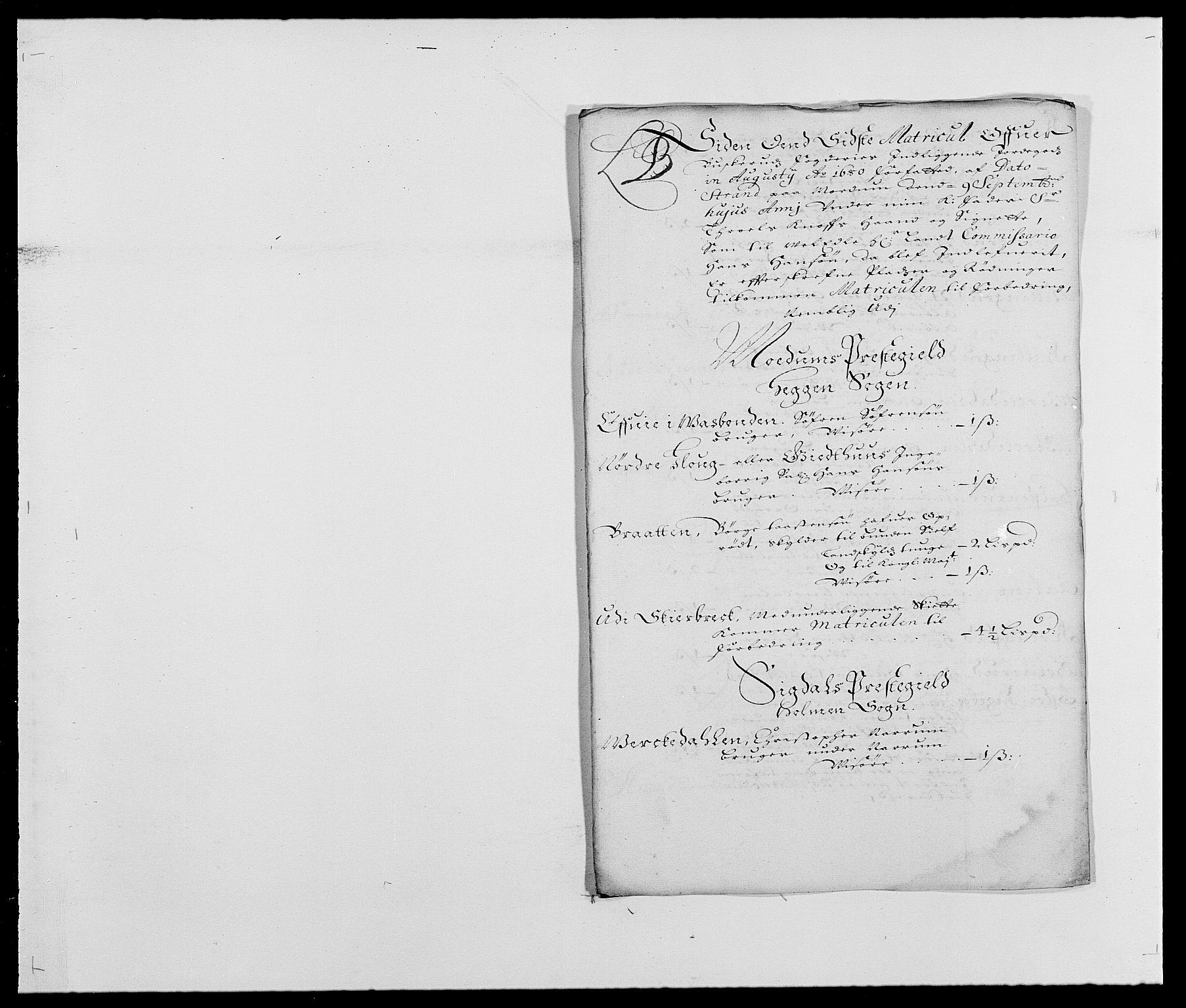 RA, Rentekammeret inntil 1814, Reviderte regnskaper, Fogderegnskap, R25/L1677: Fogderegnskap Buskerud, 1683-1684, s. 23