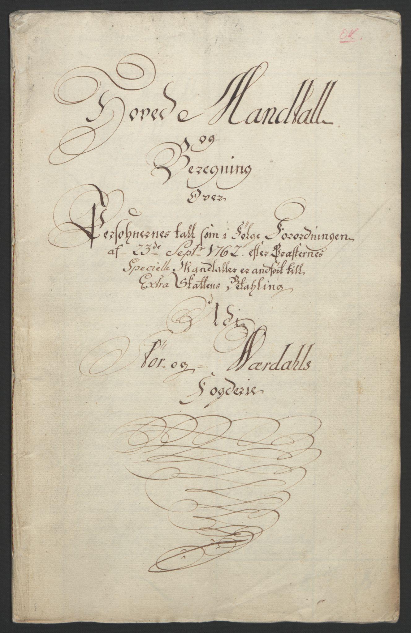 RA, Rentekammeret inntil 1814, Reviderte regnskaper, Fogderegnskap, R62/L4303: Ekstraskatten Stjørdal og Verdal, 1762-1763, s. 60