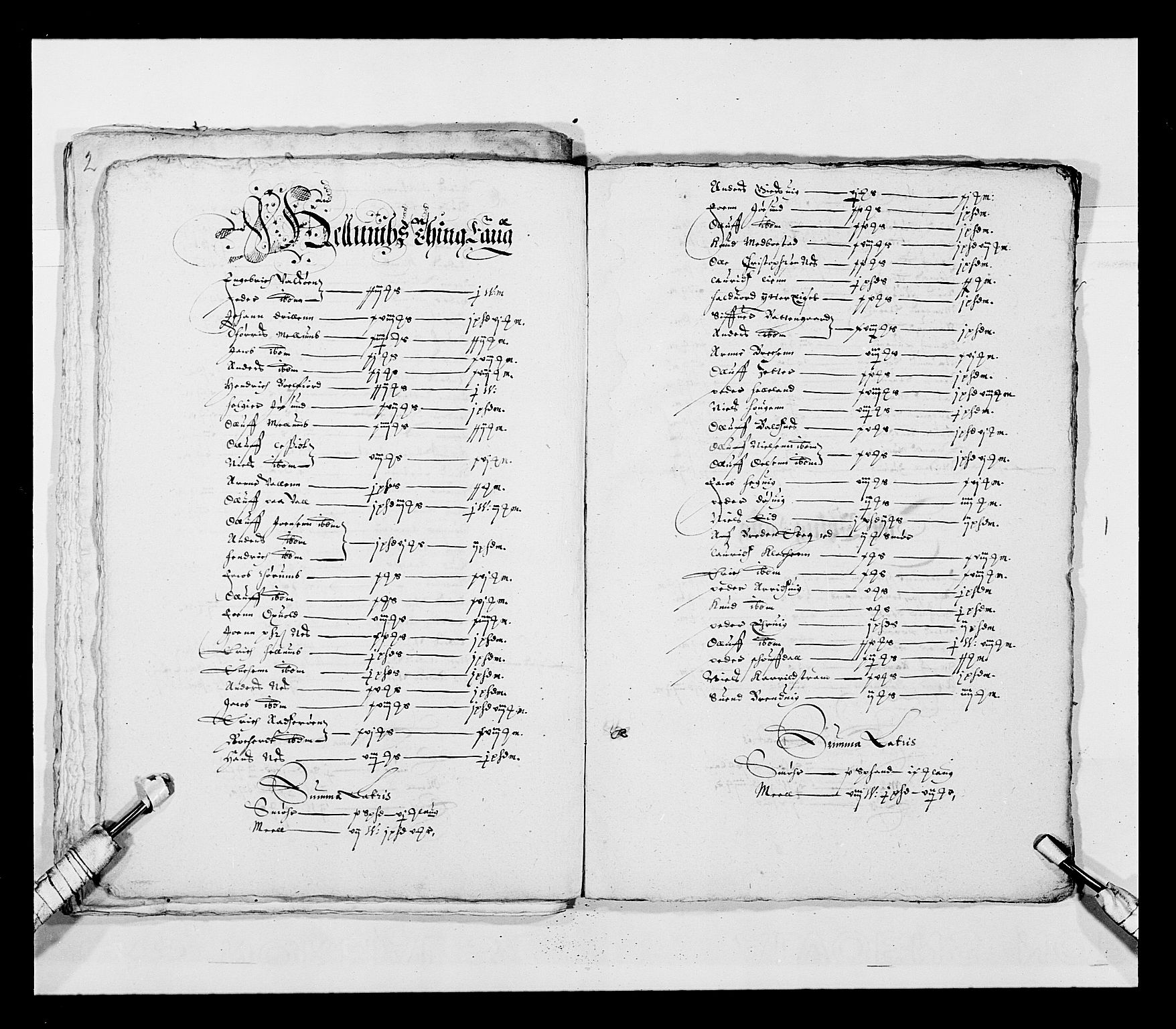 RA, Stattholderembetet 1572-1771, Ek/L0028: Jordebøker 1633-1658:, 1645-1646, s. 57