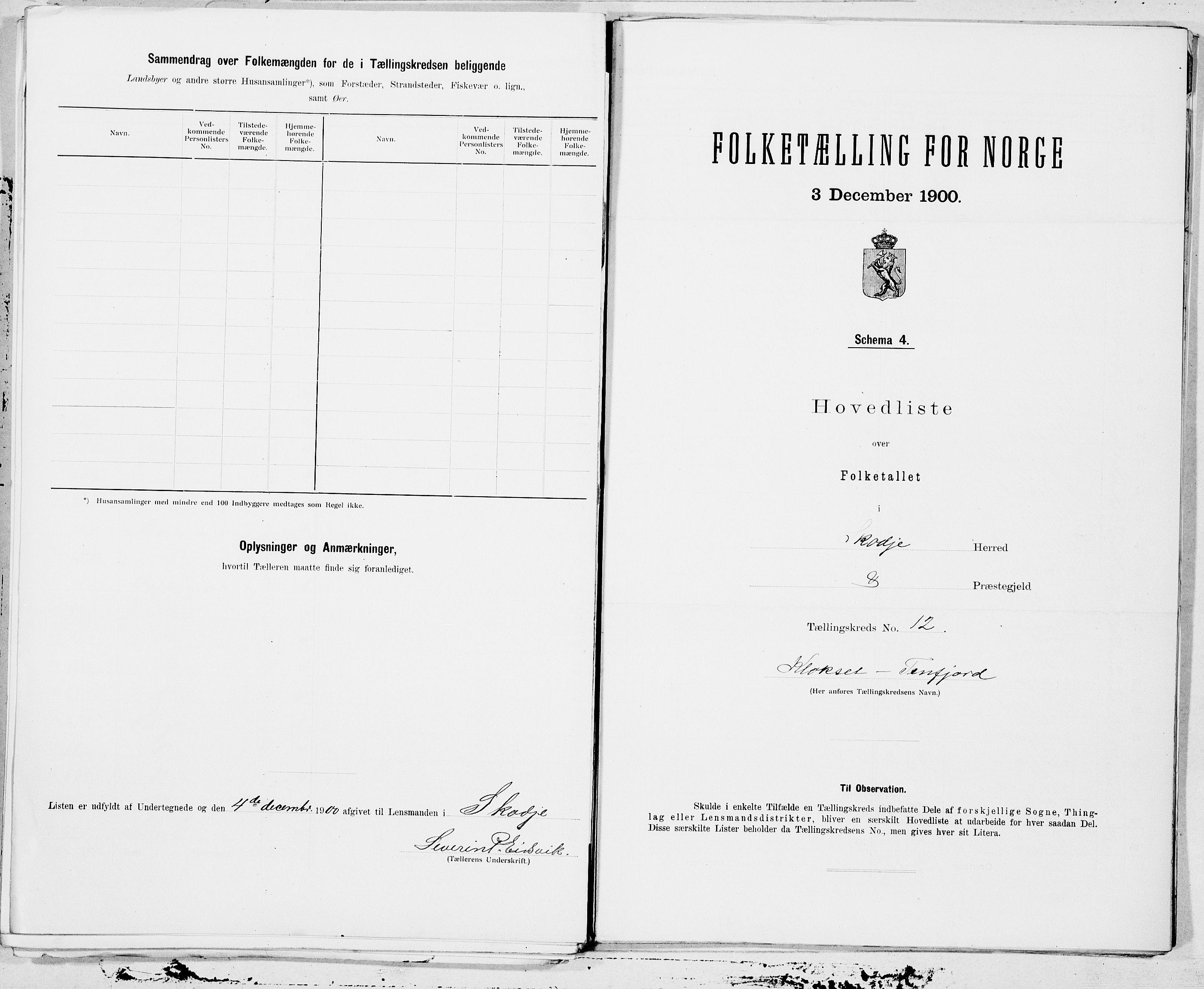 SAT, Folketelling 1900 for 1529 Skodje herred, 1900, s. 24
