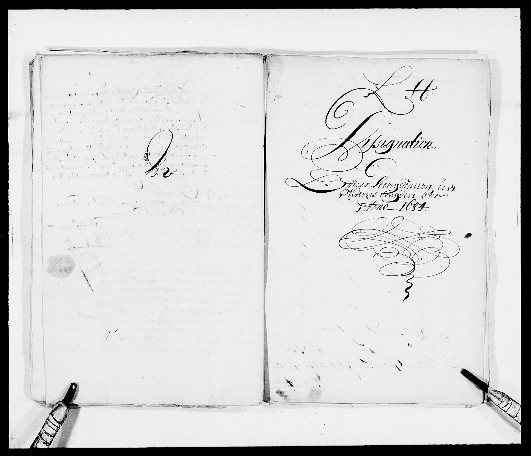 RA, Rentekammeret inntil 1814, Reviderte regnskaper, Fogderegnskap, R39/L2308: Fogderegnskap Nedenes, 1684-1689, s. 80