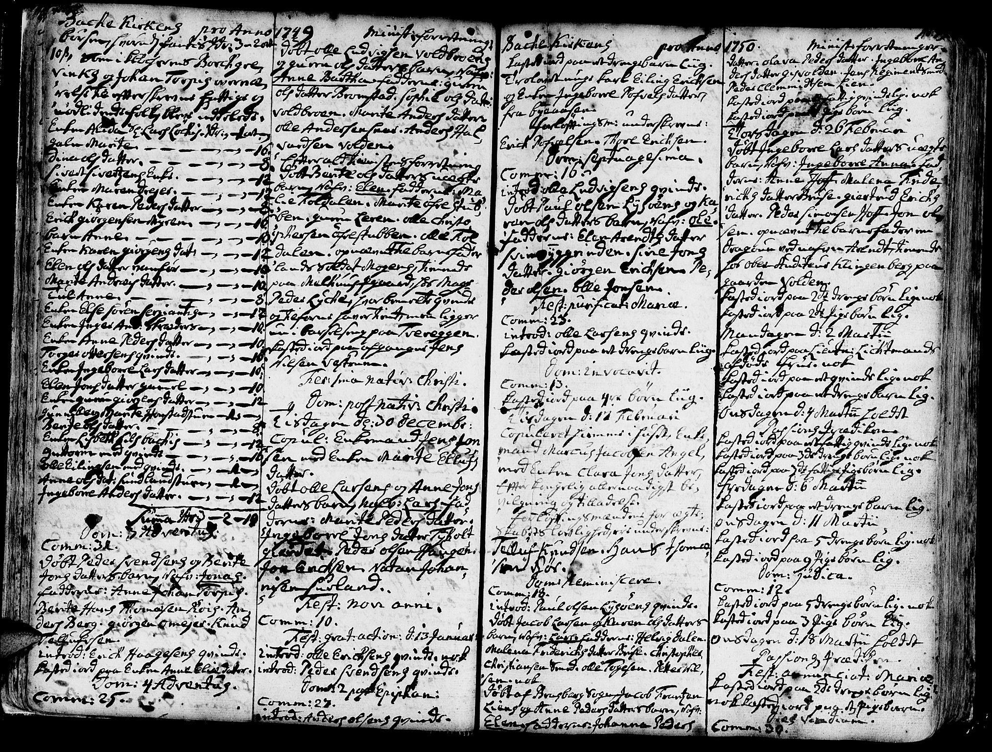 SAT, Ministerialprotokoller, klokkerbøker og fødselsregistre - Sør-Trøndelag, 606/L0276: Ministerialbok nr. 606A01 /2, 1727-1779, s. 78-79