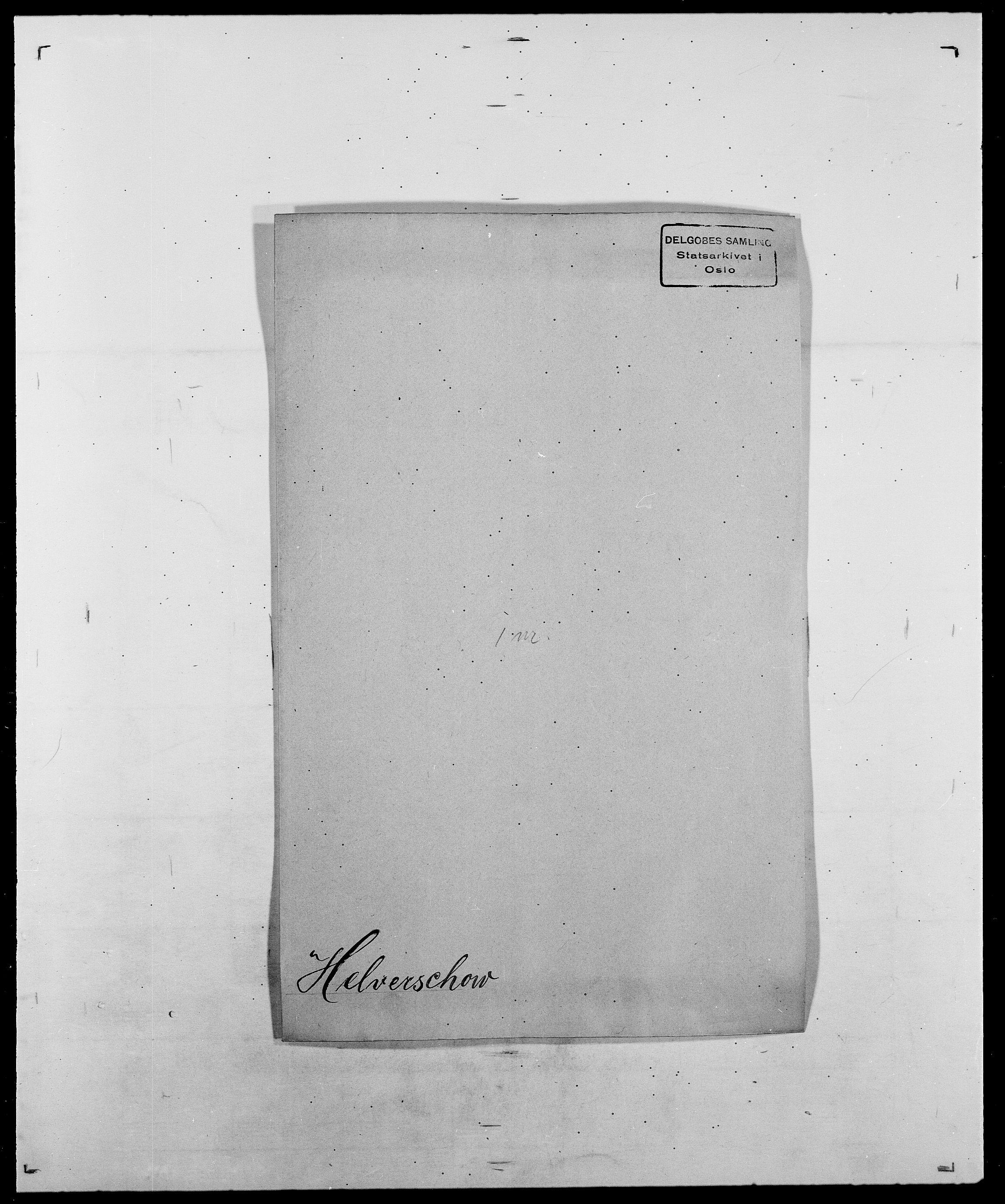 SAO, Delgobe, Charles Antoine - samling, D/Da/L0017: Helander - Hjørne, s. 147