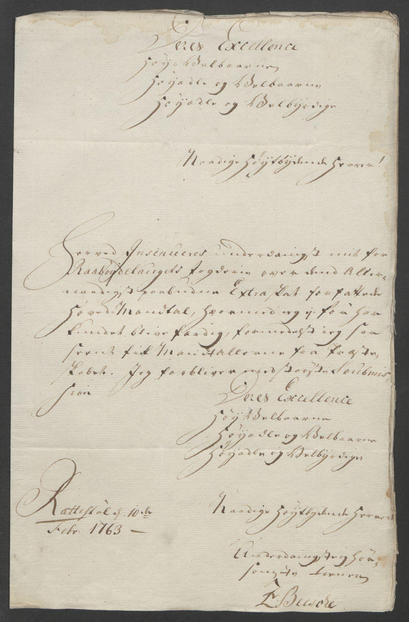 RA, Rentekammeret inntil 1814, Reviderte regnskaper, Fogderegnskap, R40/L2517: Ekstraskatten Råbyggelag, 1762-1763, s. 181